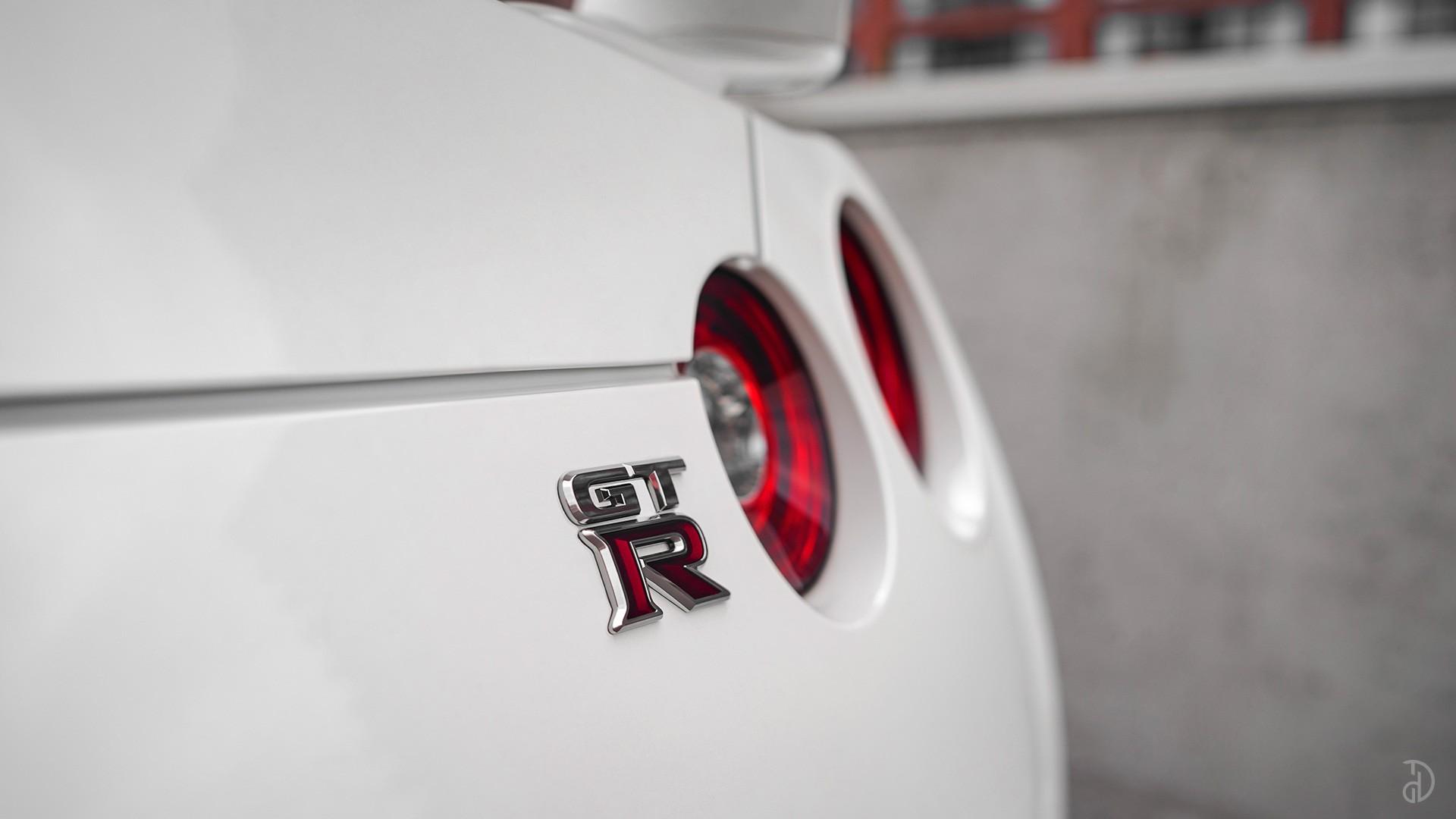 Nissan GTR. Фото 7