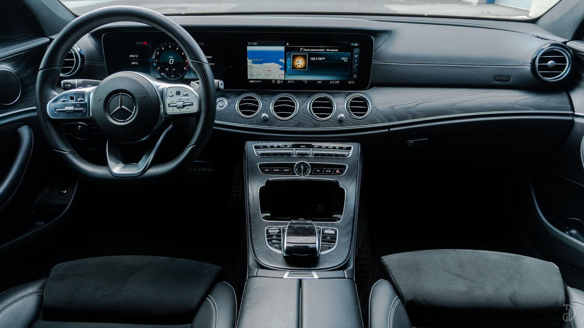 Аренда Mercedes E 200 AMG Style в Сочи. Фото 14