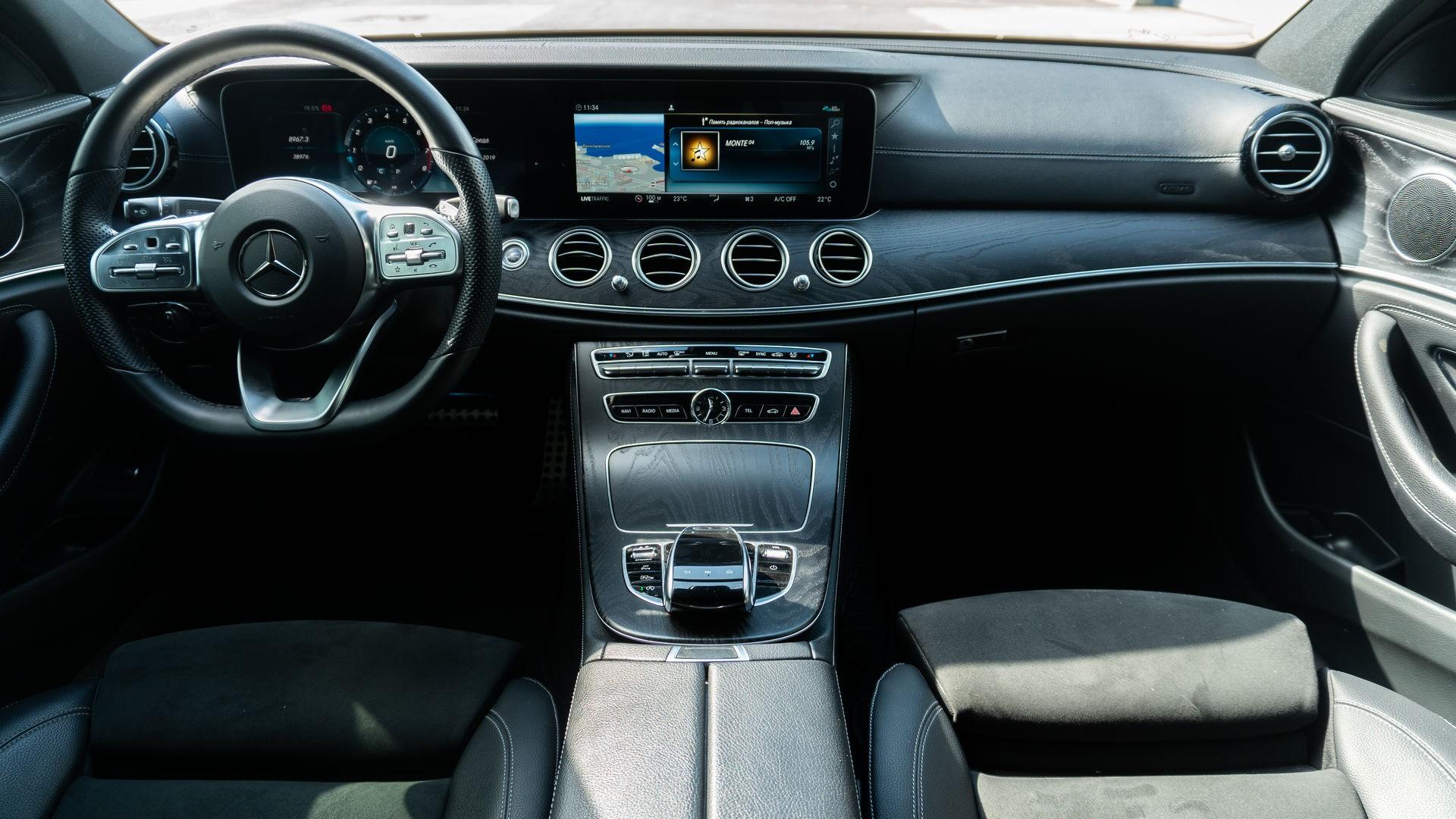 Аренда Mercedes E 200 AMG Style в Сочи. Фото 17