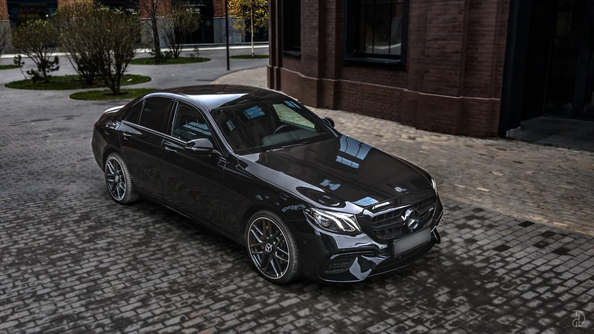 Mercedes E200 (W213) AMG Style. Фото 4
