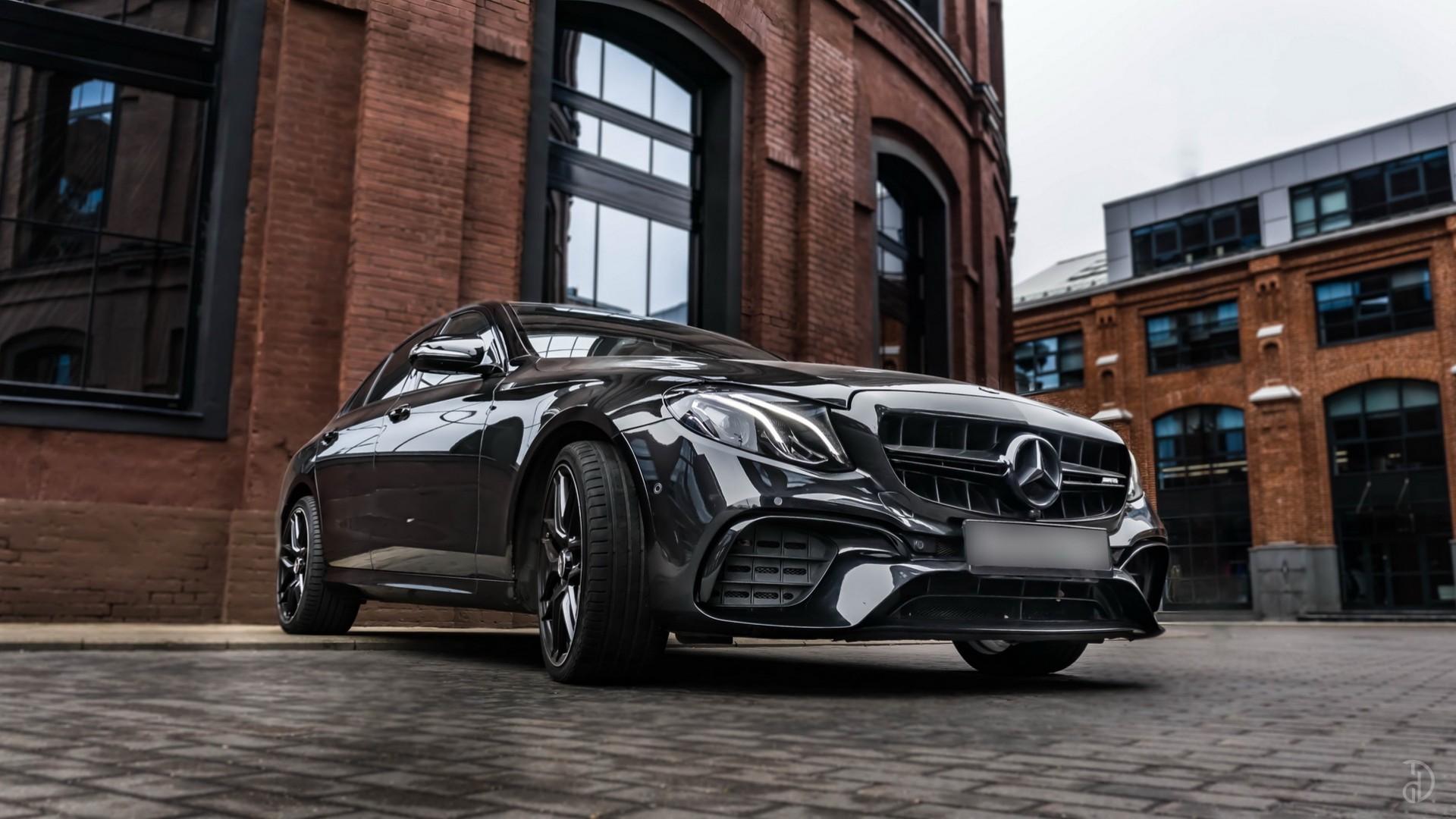 Mercedes E200 (W213) AMG Style. Фото 5
