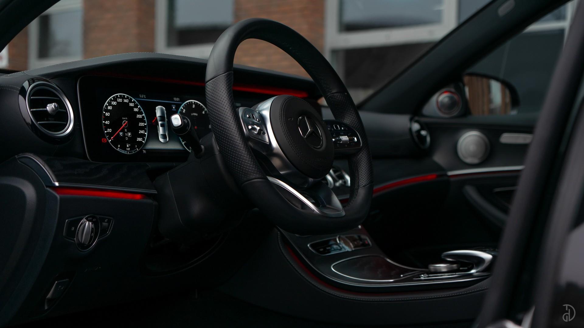 Mercedes E200 (W213) AMG Style. Фото 6