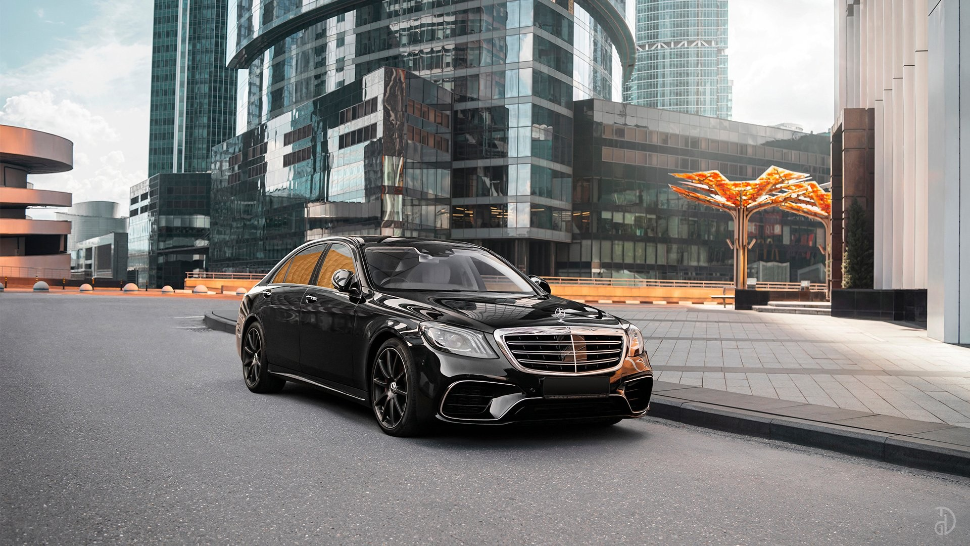 Mercedes S 560 (W222 Restyling). Фото 1
