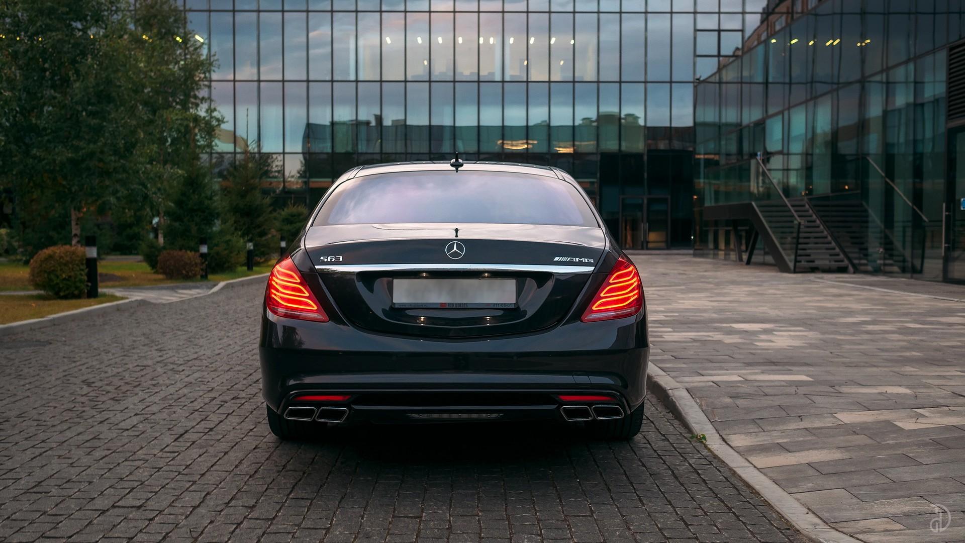 Mercedes S 500 (W222). Фото 7