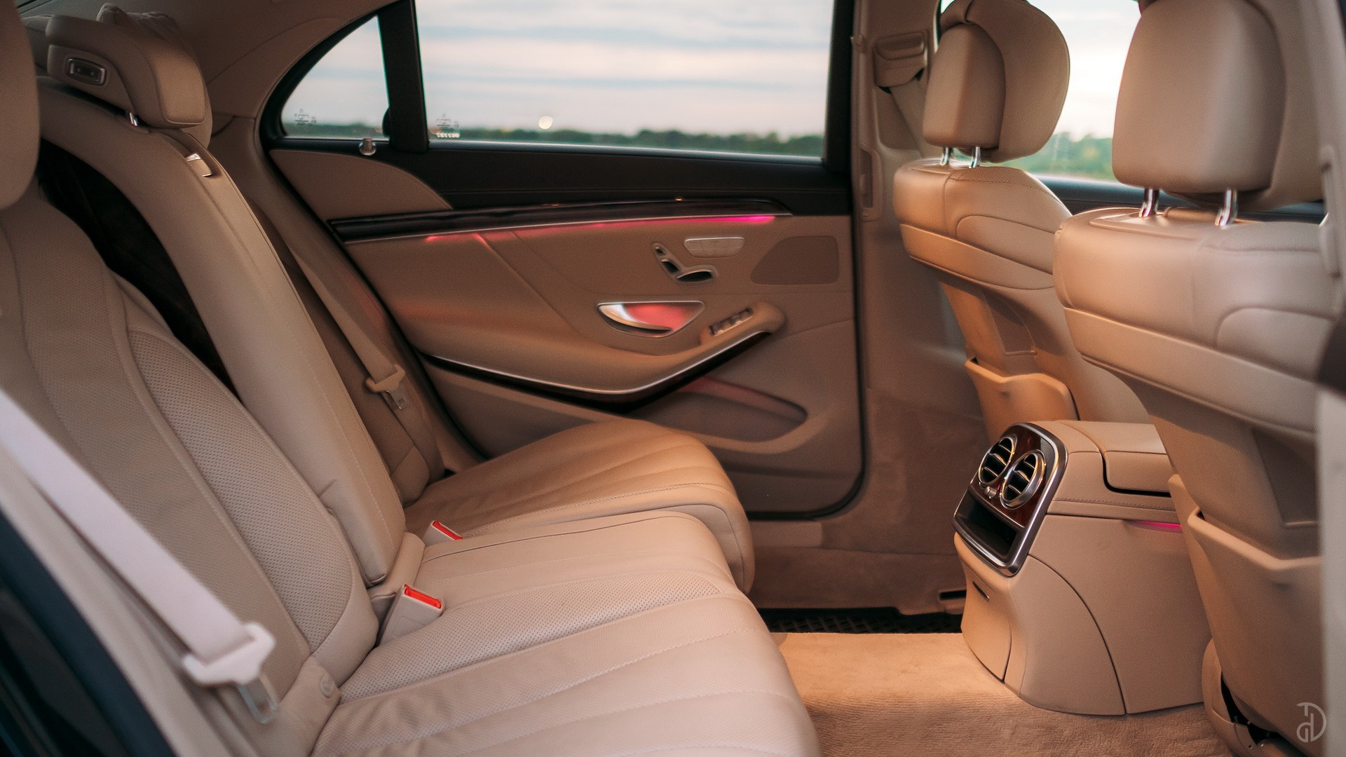 Mercedes S 500 (W222). Фото 15