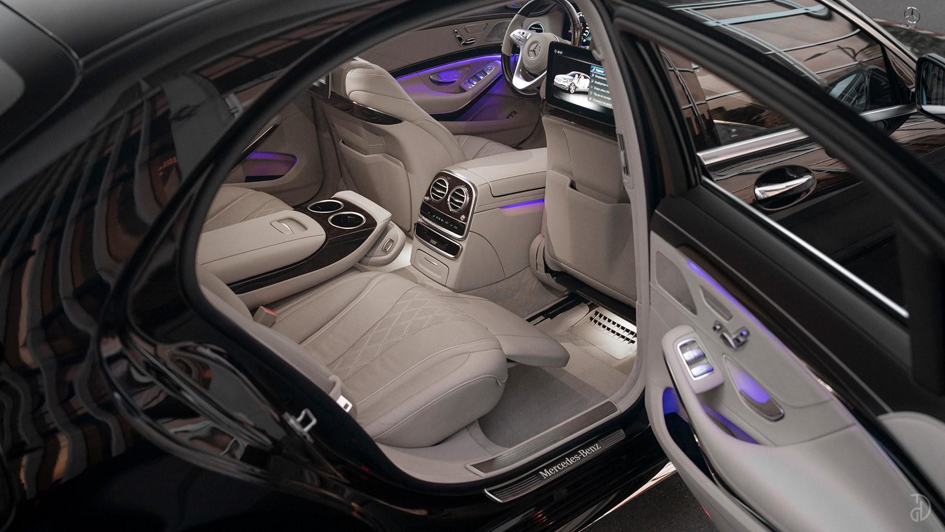 Аренда Mercedes S 560 (W222 Restyling) в Сочи. Фото 10