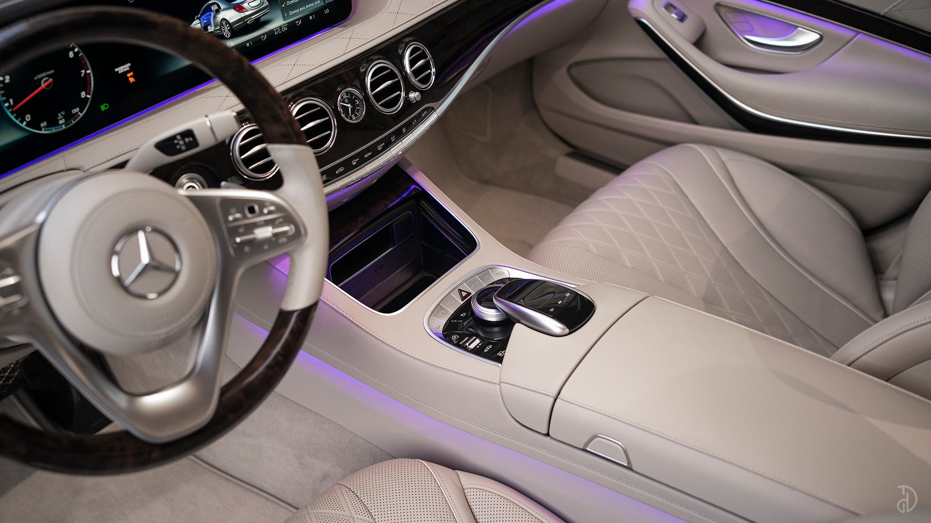 Mercedes S 560 (W222 Restyling). Фото 15