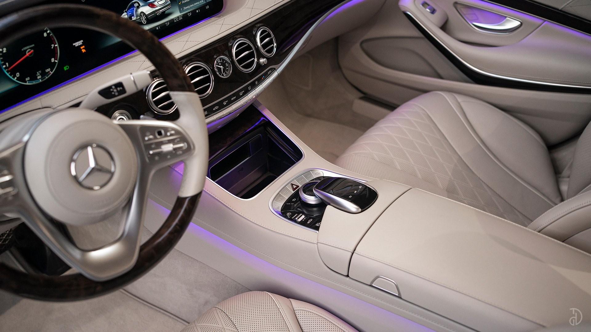 Аренда Mercedes S 560 (W222 Restyling) в Сочи. Фото 15
