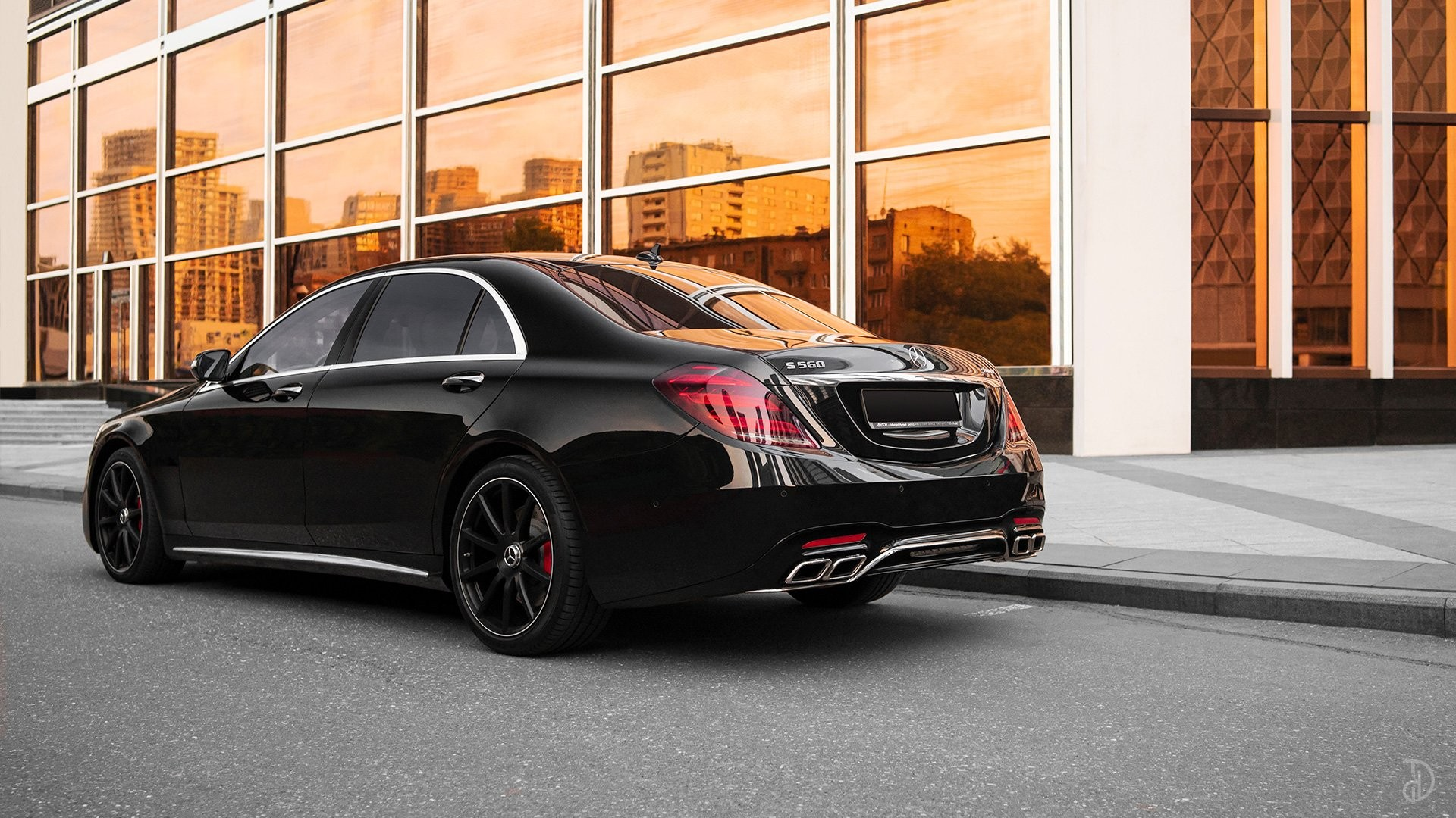 Mercedes S 560 (W222 Restyling). Фото 2