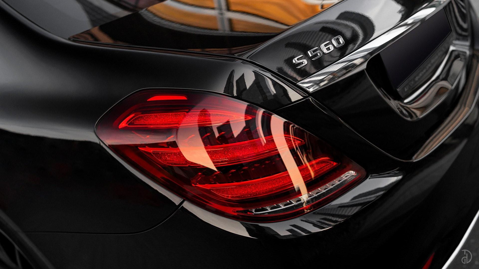 Аренда Mercedes S 560 (W222 Restyling) в Сочи. Фото 5