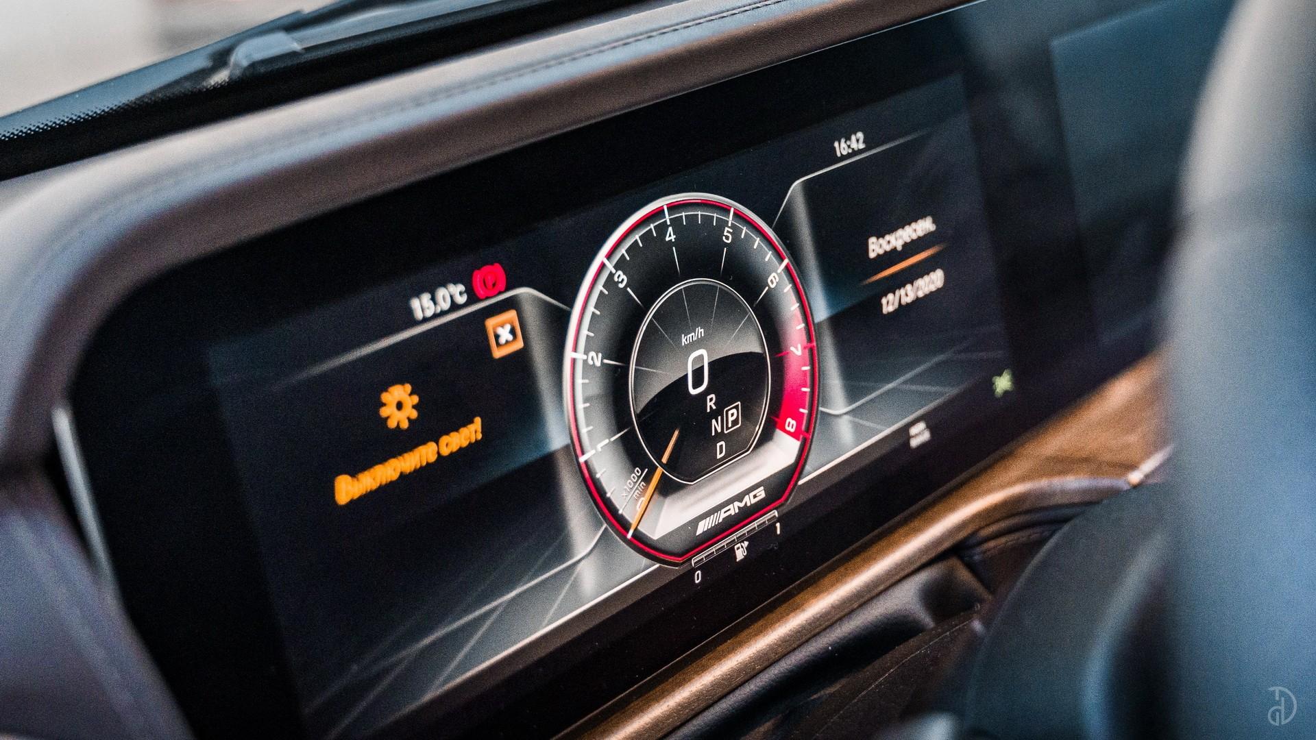 Аренда Гелендвагена Mercedes G 63 AMG в Сочи. Фото 7