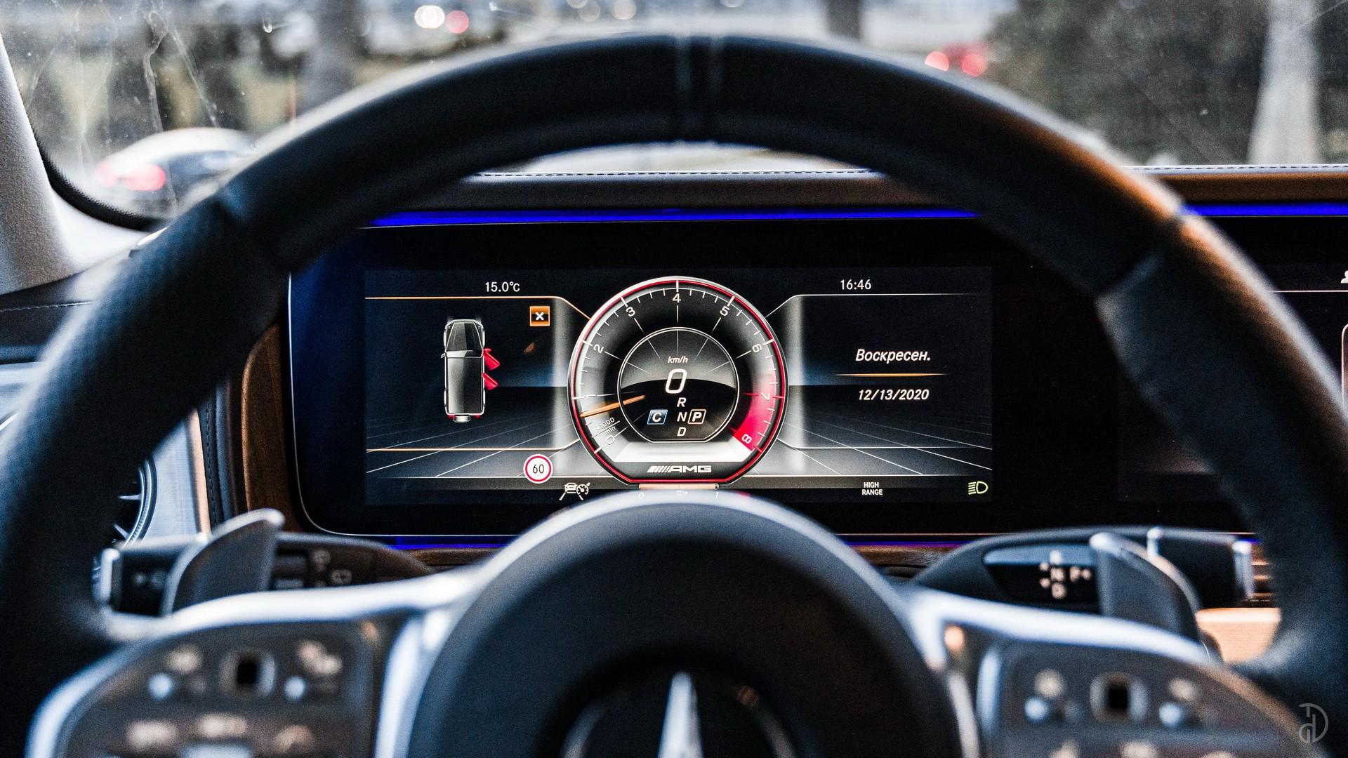 Аренда Гелендвагена Mercedes G 63 AMG в Сочи. Фото 9