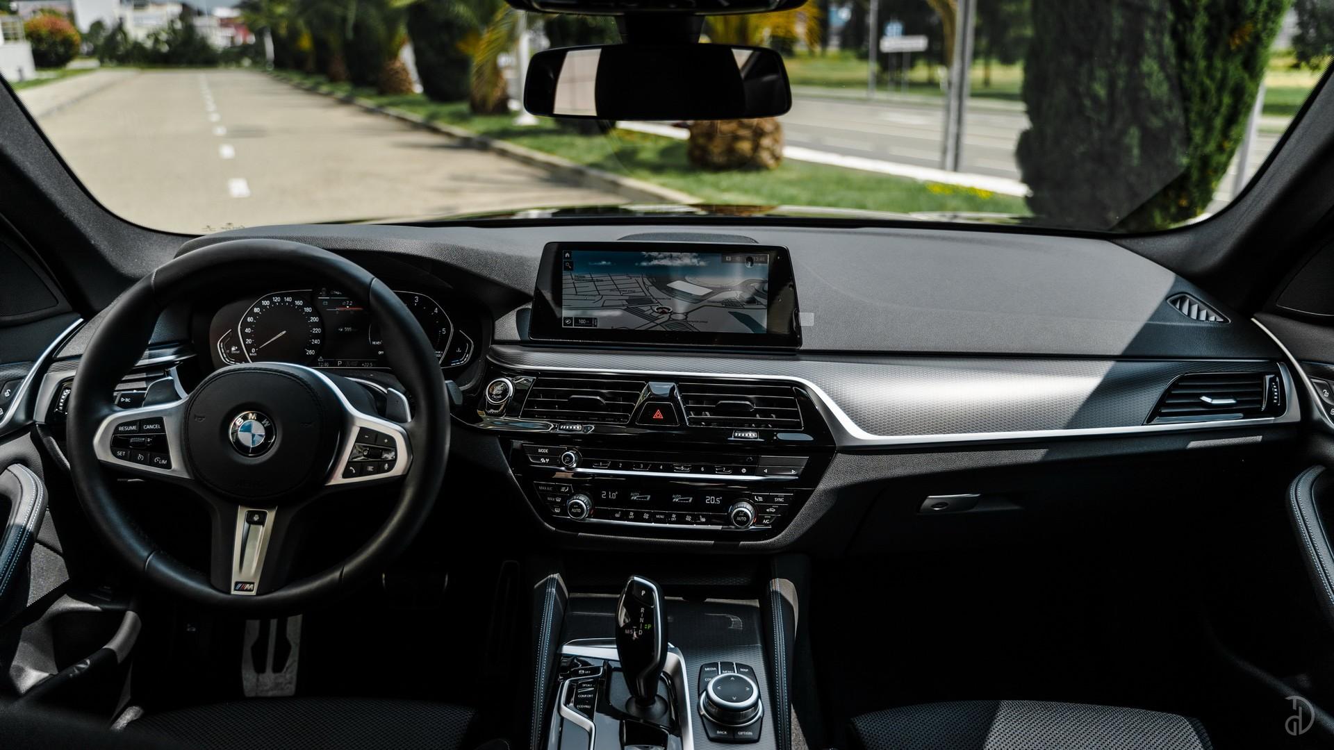 Аренда BMW 520d G30 в Сочи. Фото 11