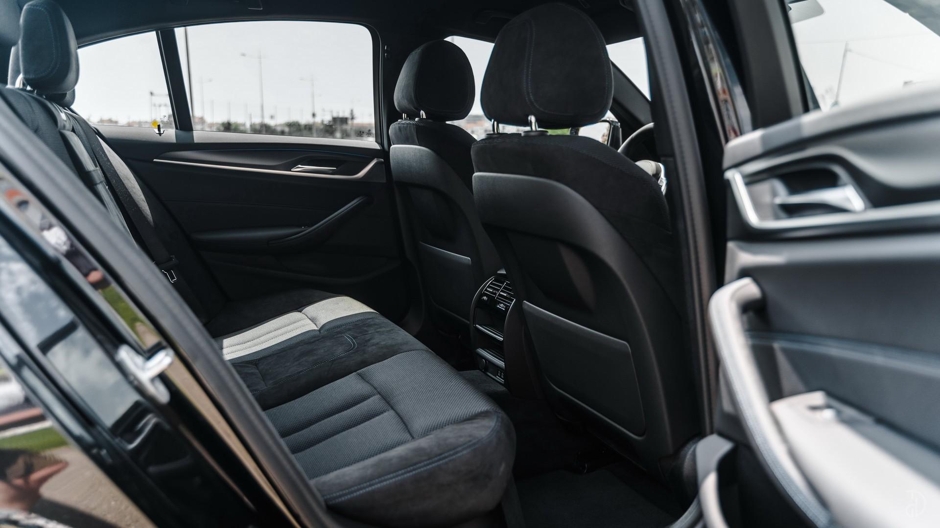 Аренда BMW 520d G30 в Сочи. Фото 10