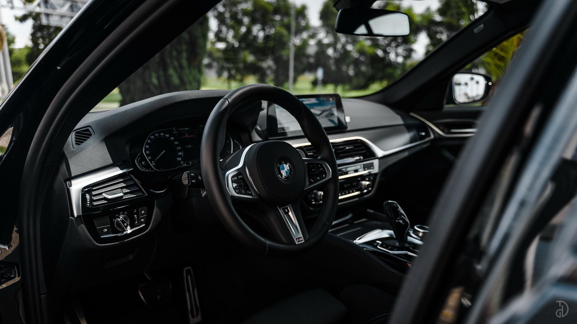Аренда BMW 520d G30 в Сочи. Фото 12