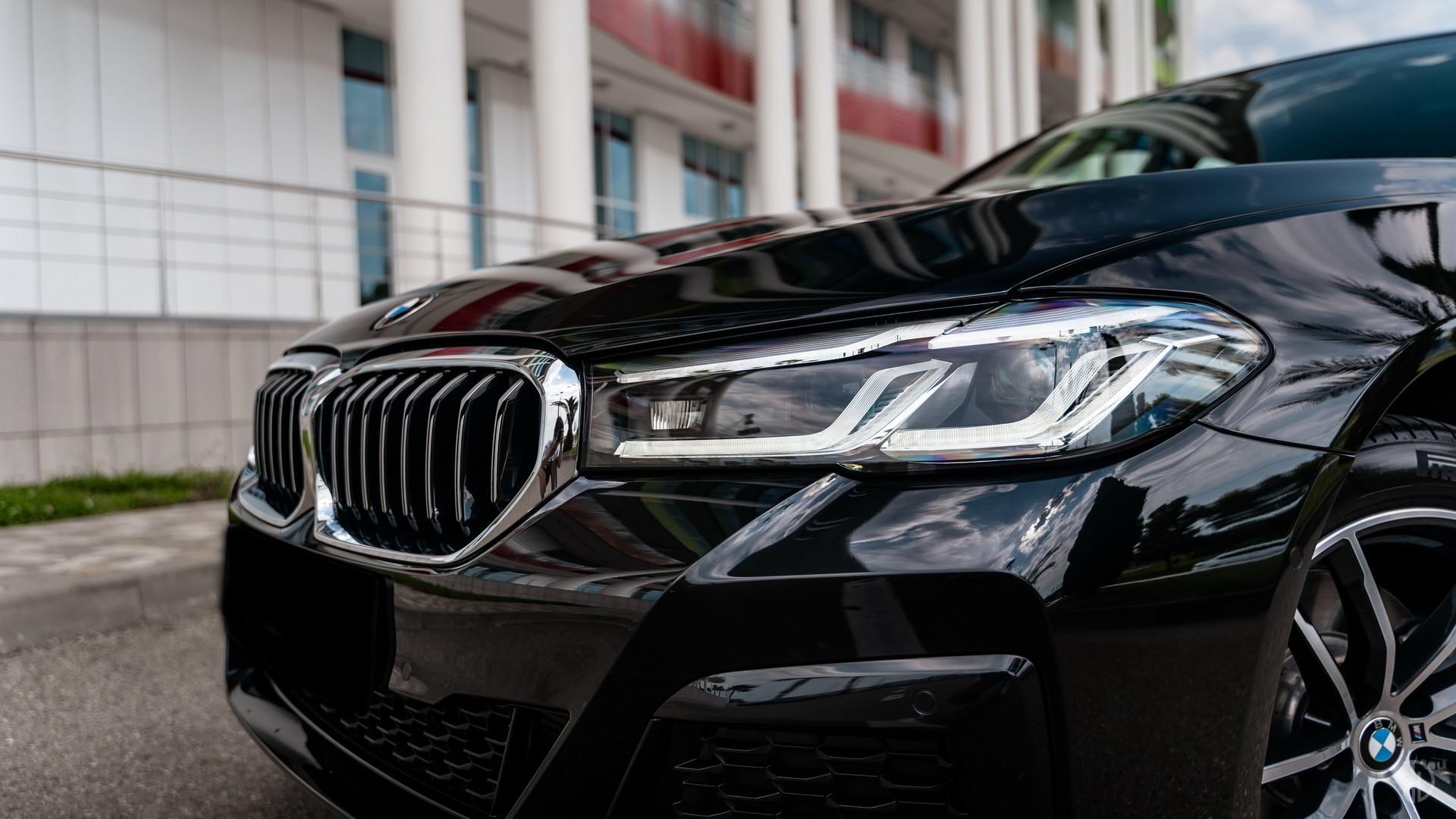 Аренда BMW 520d G30 в Сочи. Фото 7