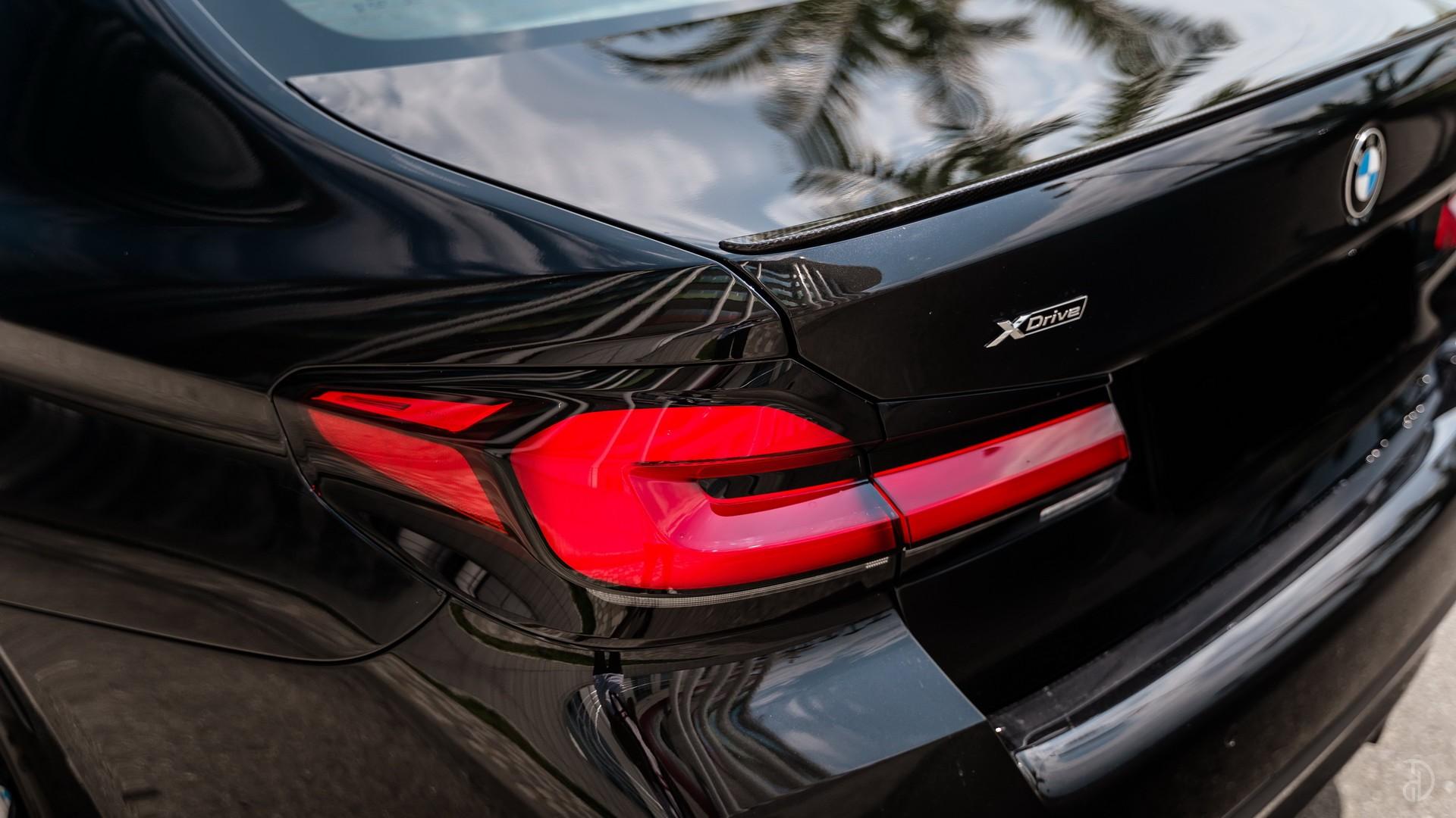Аренда BMW 520d G30 в Сочи. Фото 8