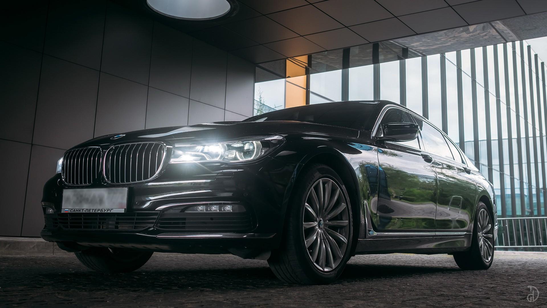 BMW 7 (730 L). Фото 1