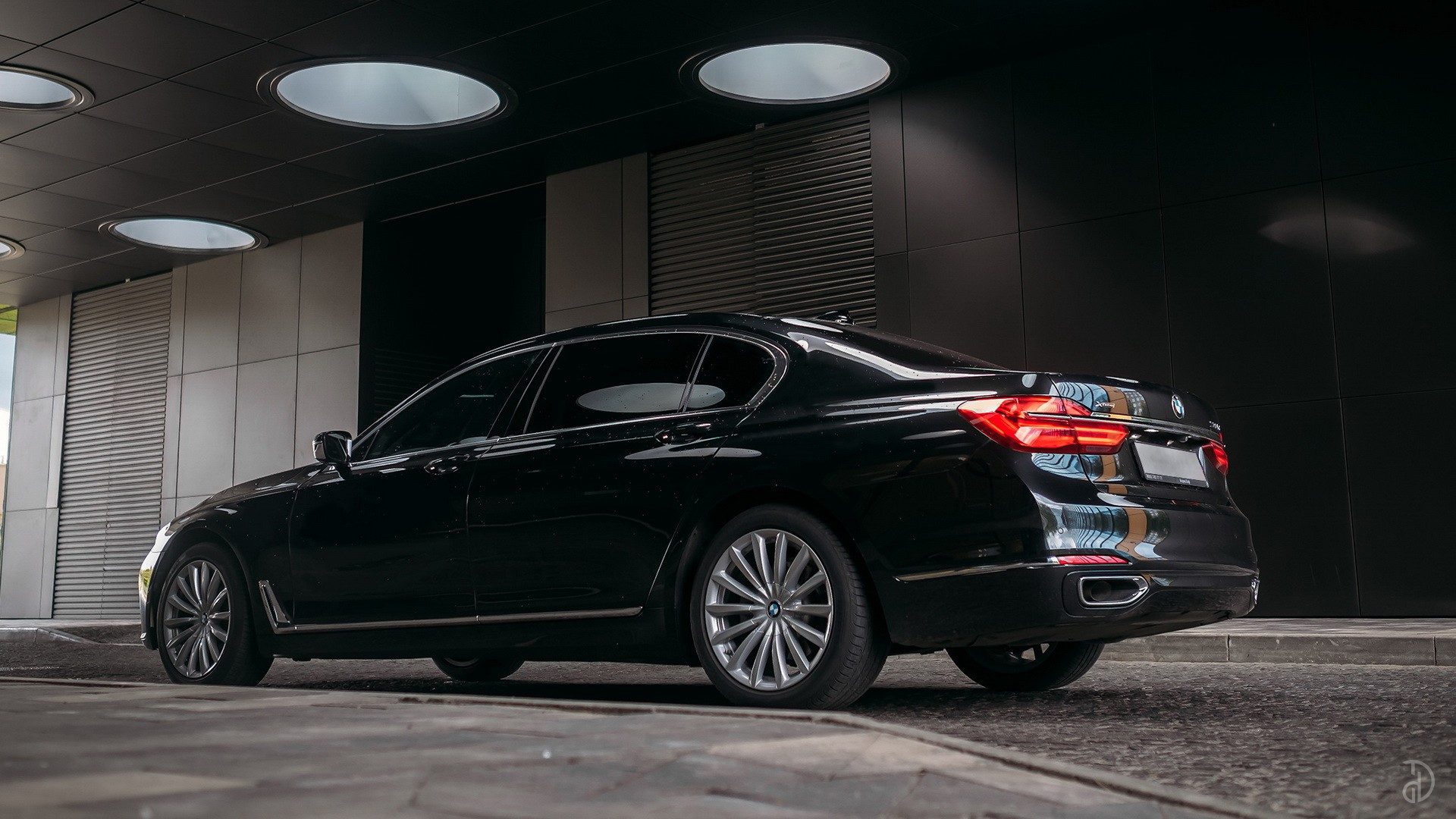 BMW 7 (730 L). Фото 3