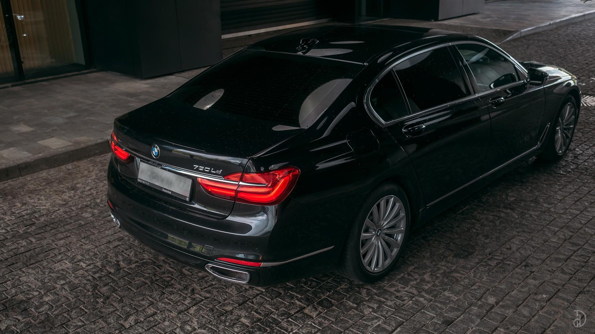 BMW 7 (730 L). Фото 4