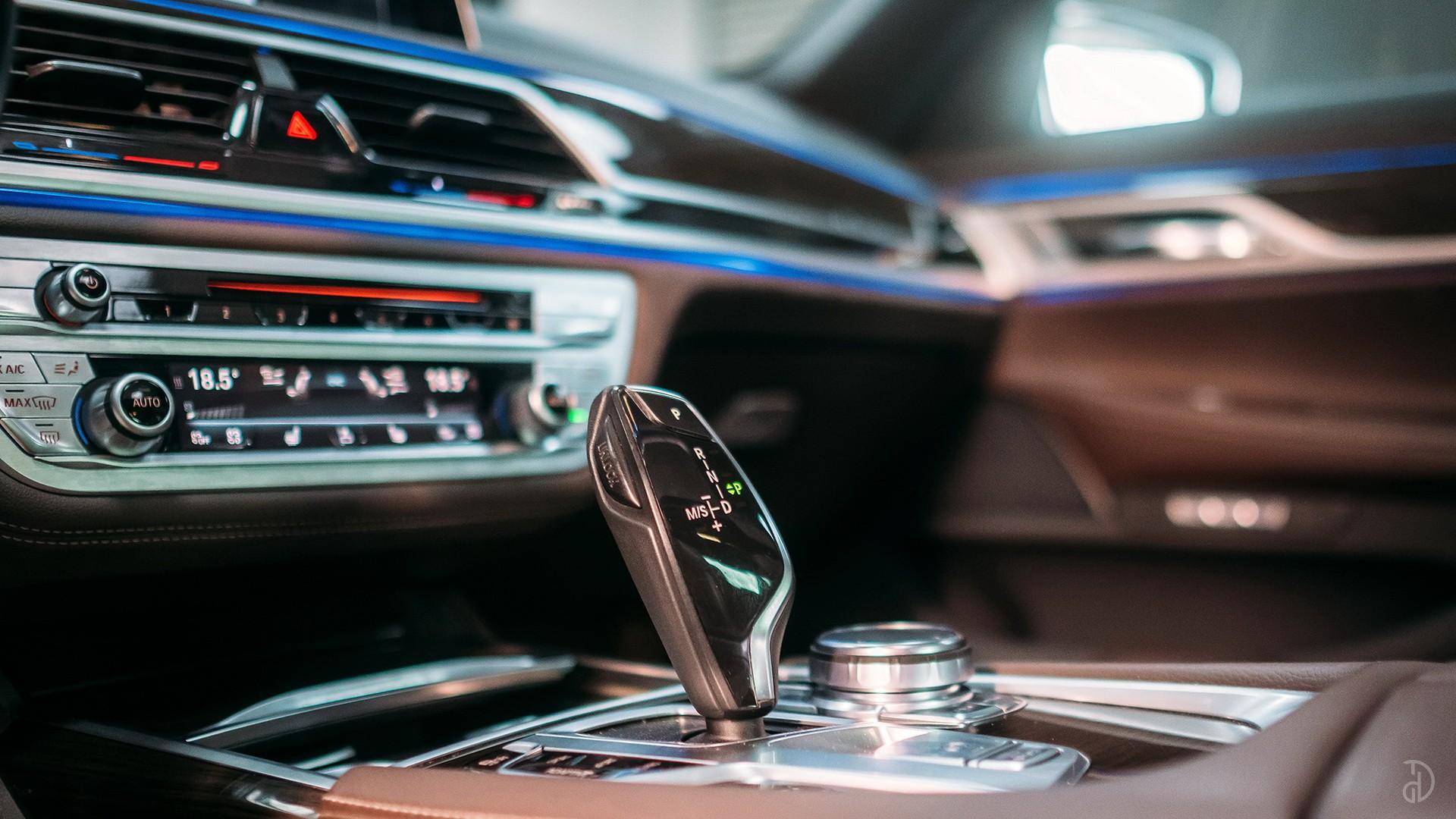 BMW 7 (730 L). Фото 10