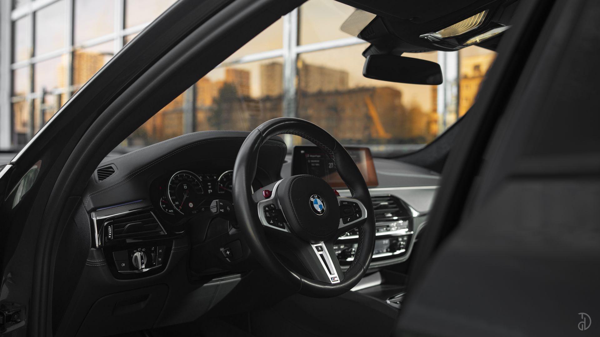 Аренда BMW M5 Competition (F90) в Сочи. Фото 11