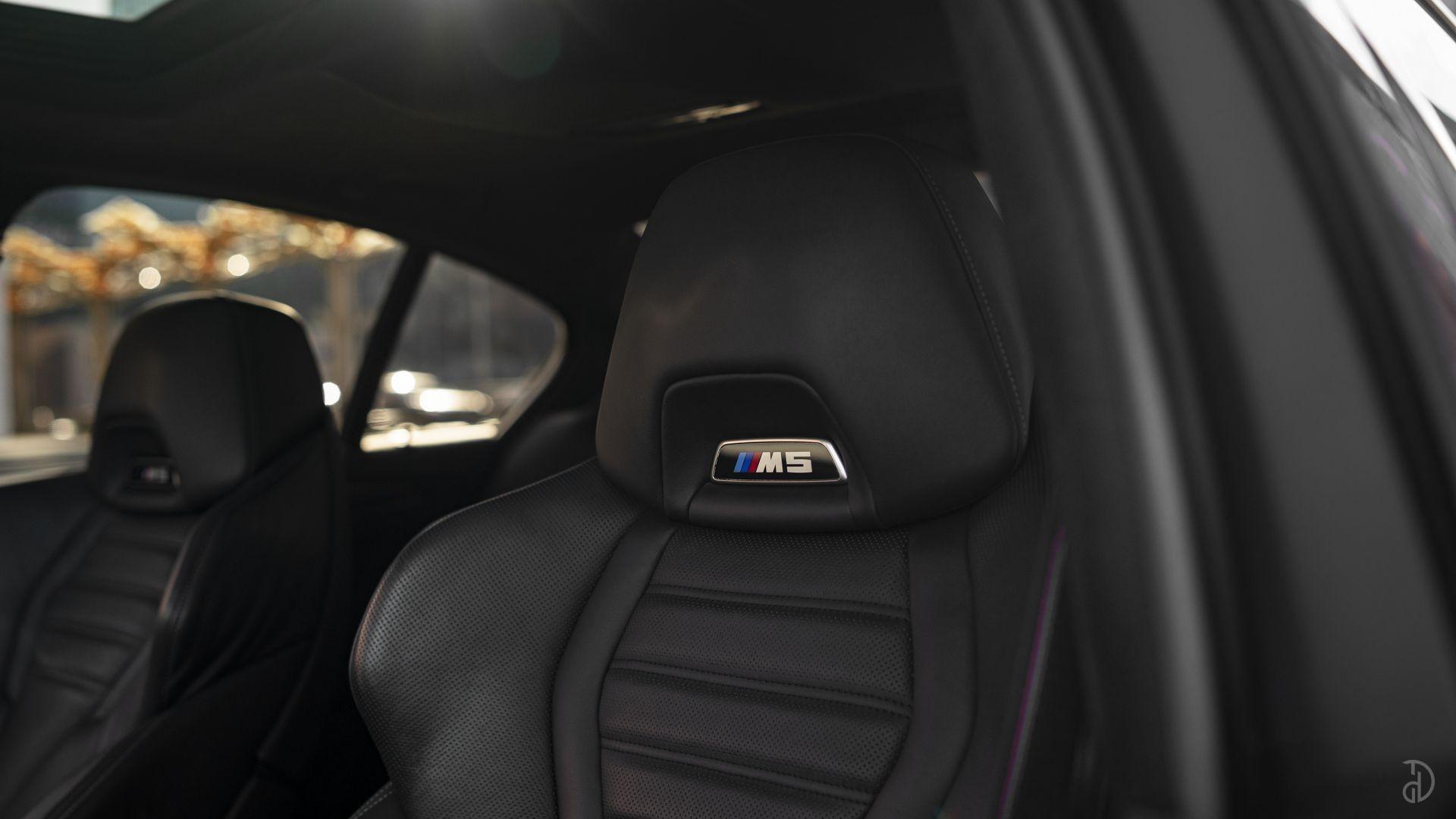 Аренда BMW M5 Competition (F90) в Сочи. Фото 20