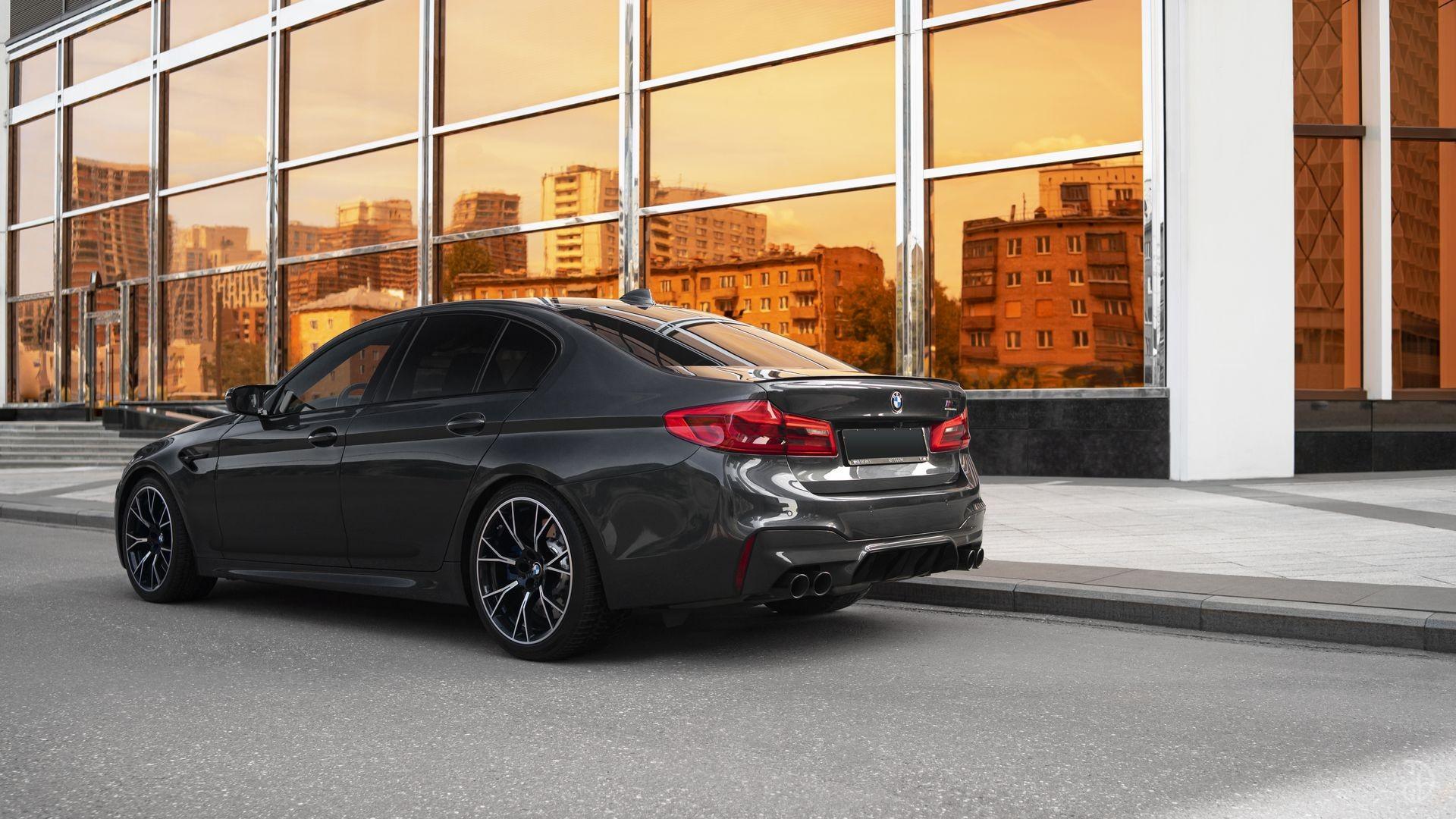 Аренда BMW M5 Competition (F90) в Сочи. Фото 2