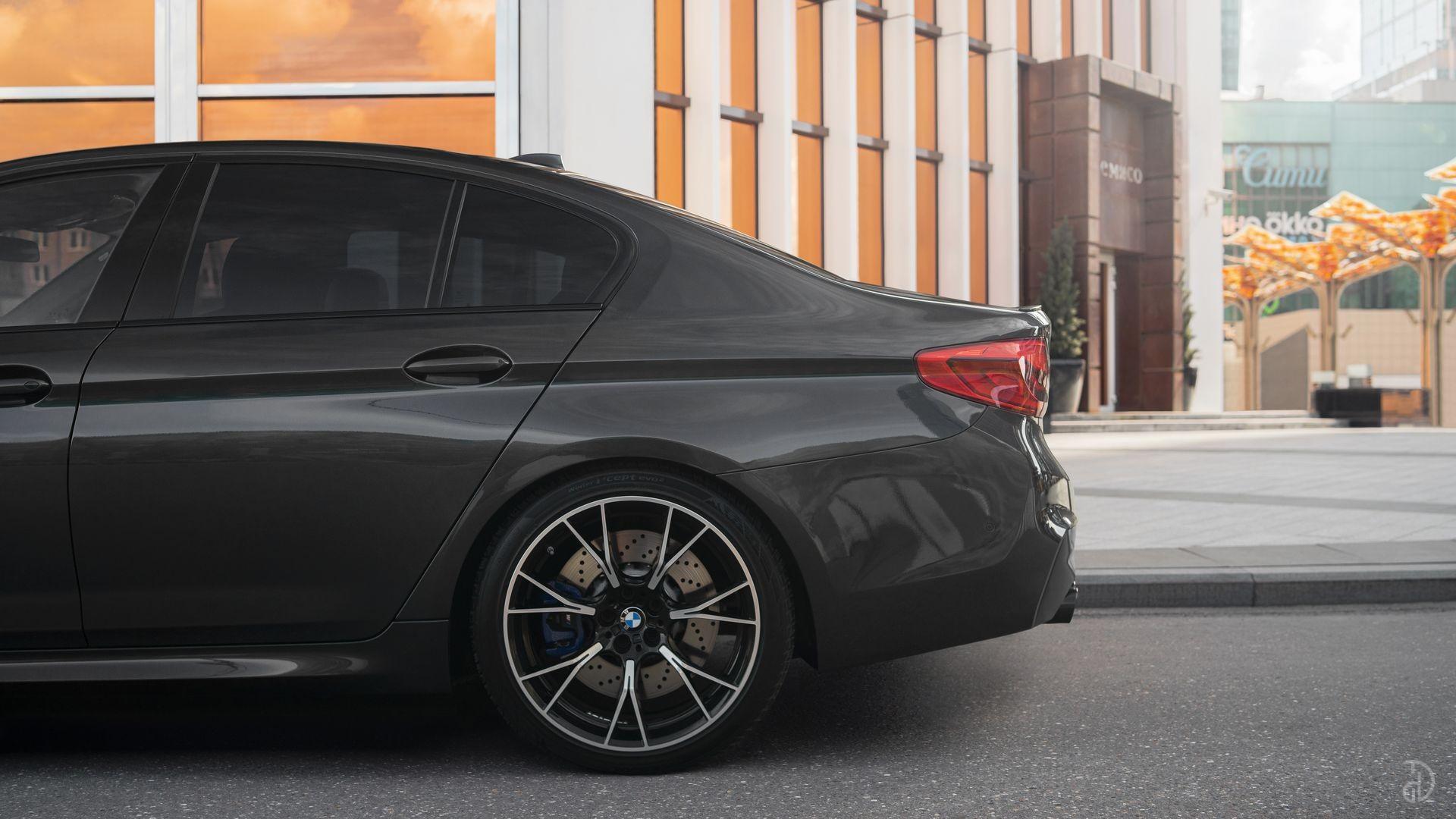 Аренда BMW M5 Competition (F90) в Сочи. Фото 4
