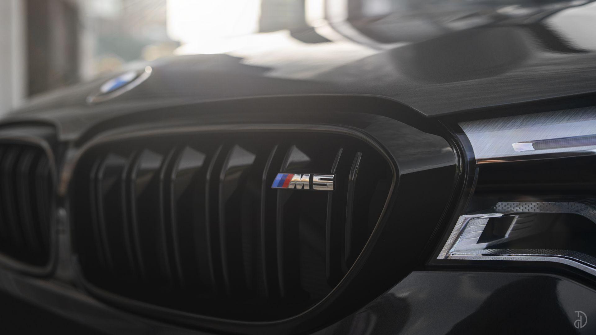 Аренда BMW M5 Competition (F90) в Сочи. Фото 9