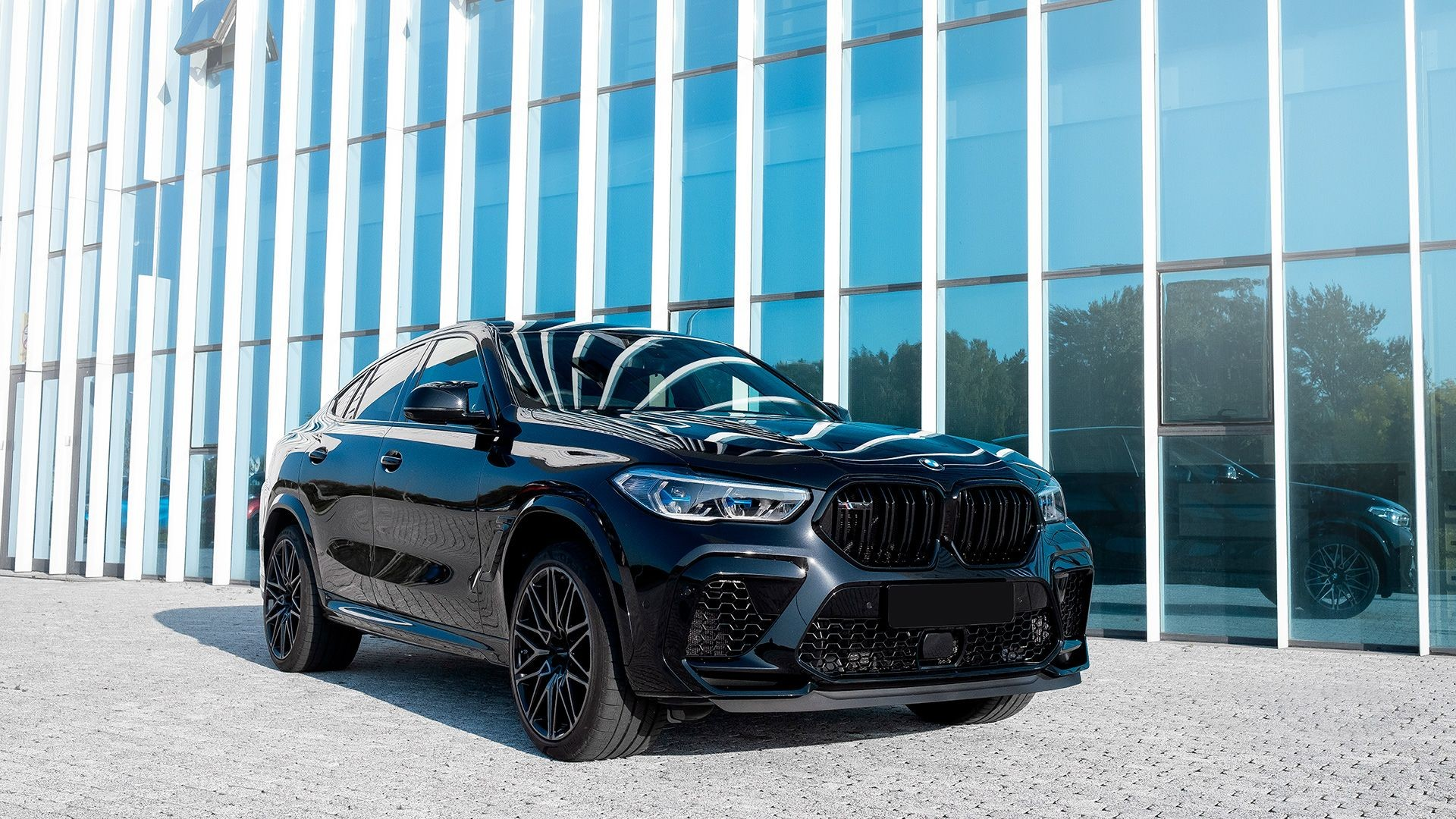 Аренда BMW X6M Competition в Сочи. Фото 2