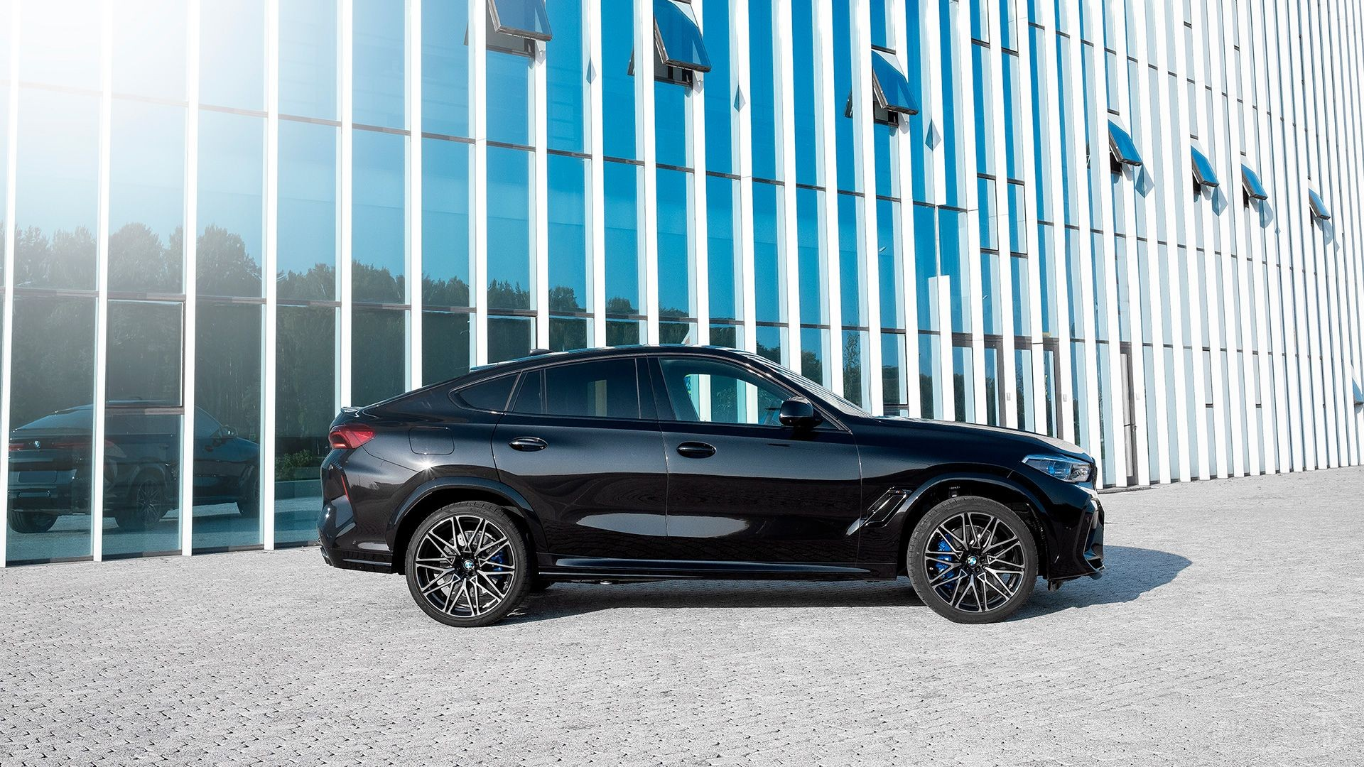 Аренда BMW X6M Competition в Сочи. Фото 3