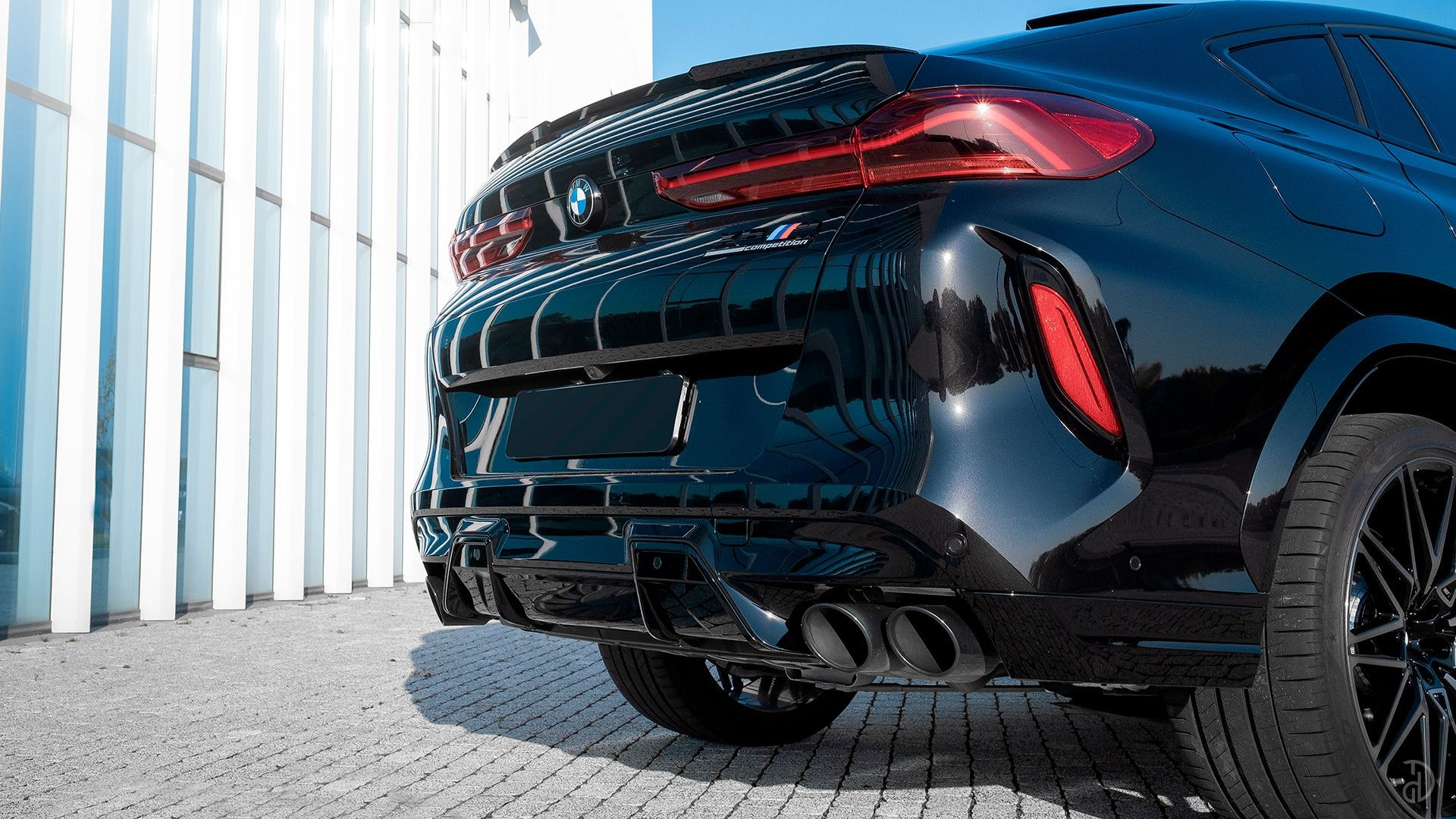 Аренда BMW X6M Competition в Сочи. Фото 5