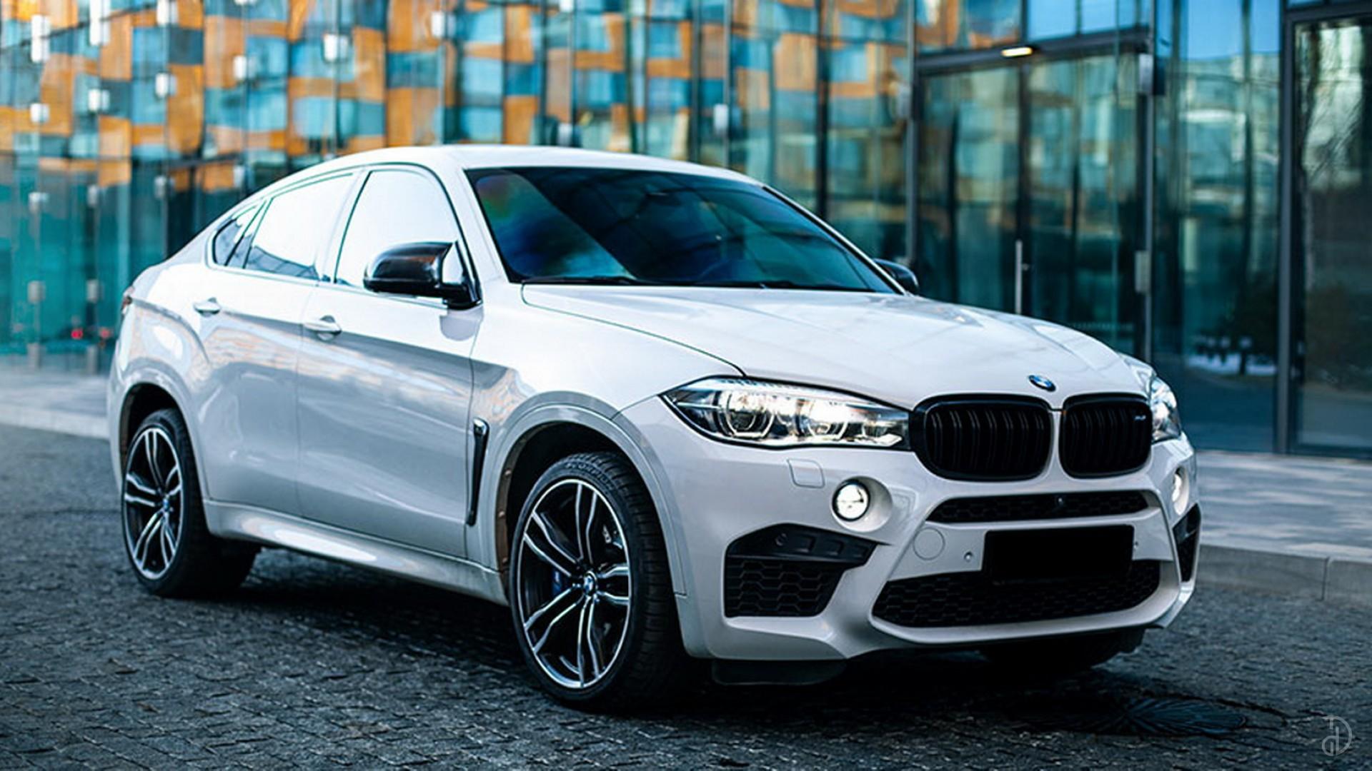 BMW X6 M (F16). Фото 1