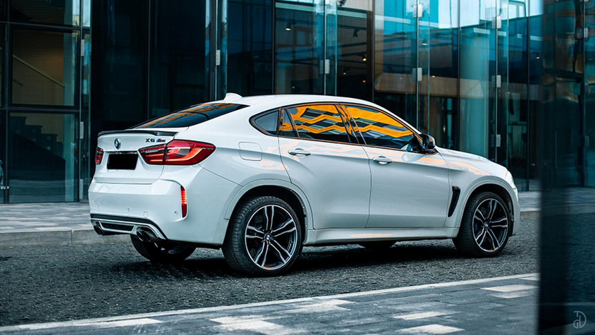 BMW X6 M (F16). Фото 2