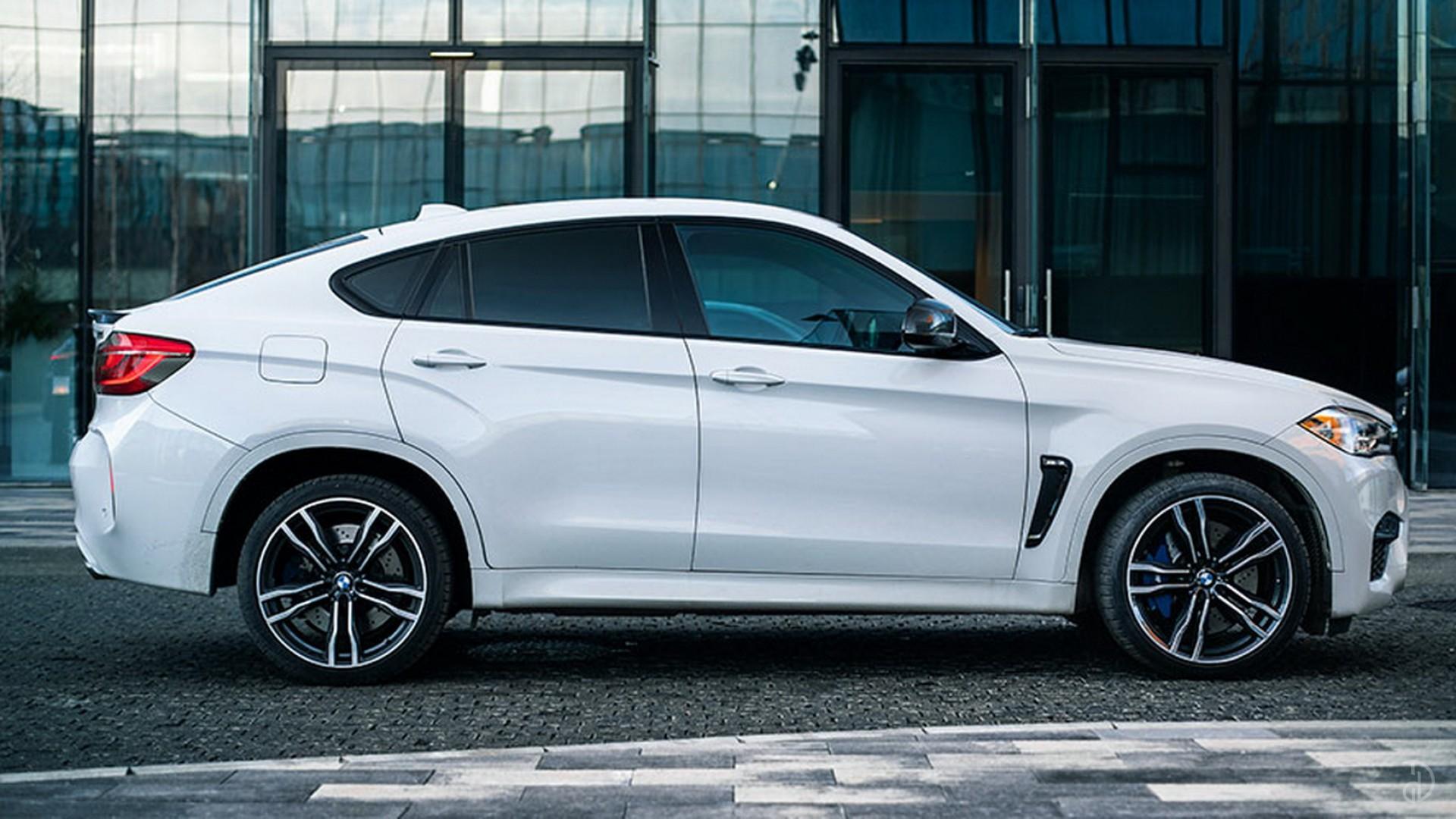 BMW X6 M (F16). Фото 3