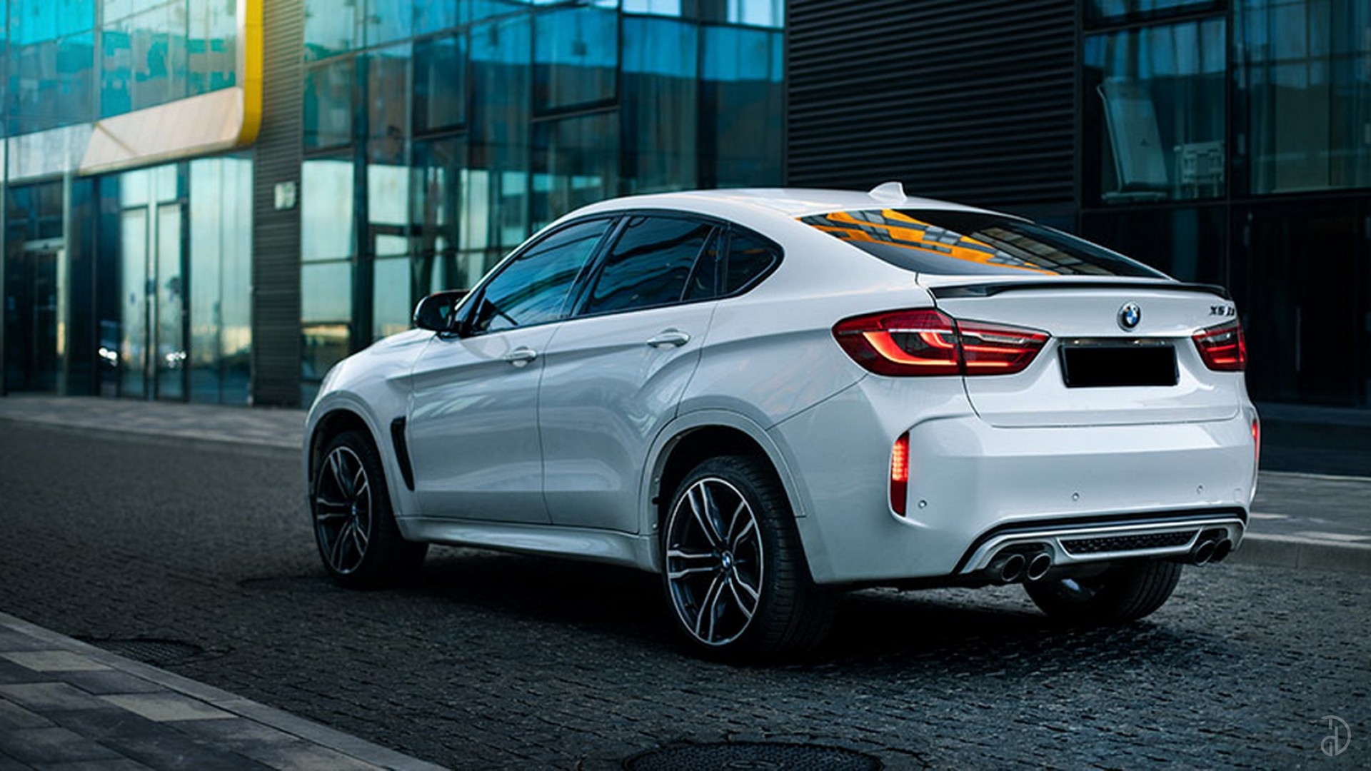BMW X6 M (F16). Фото 4