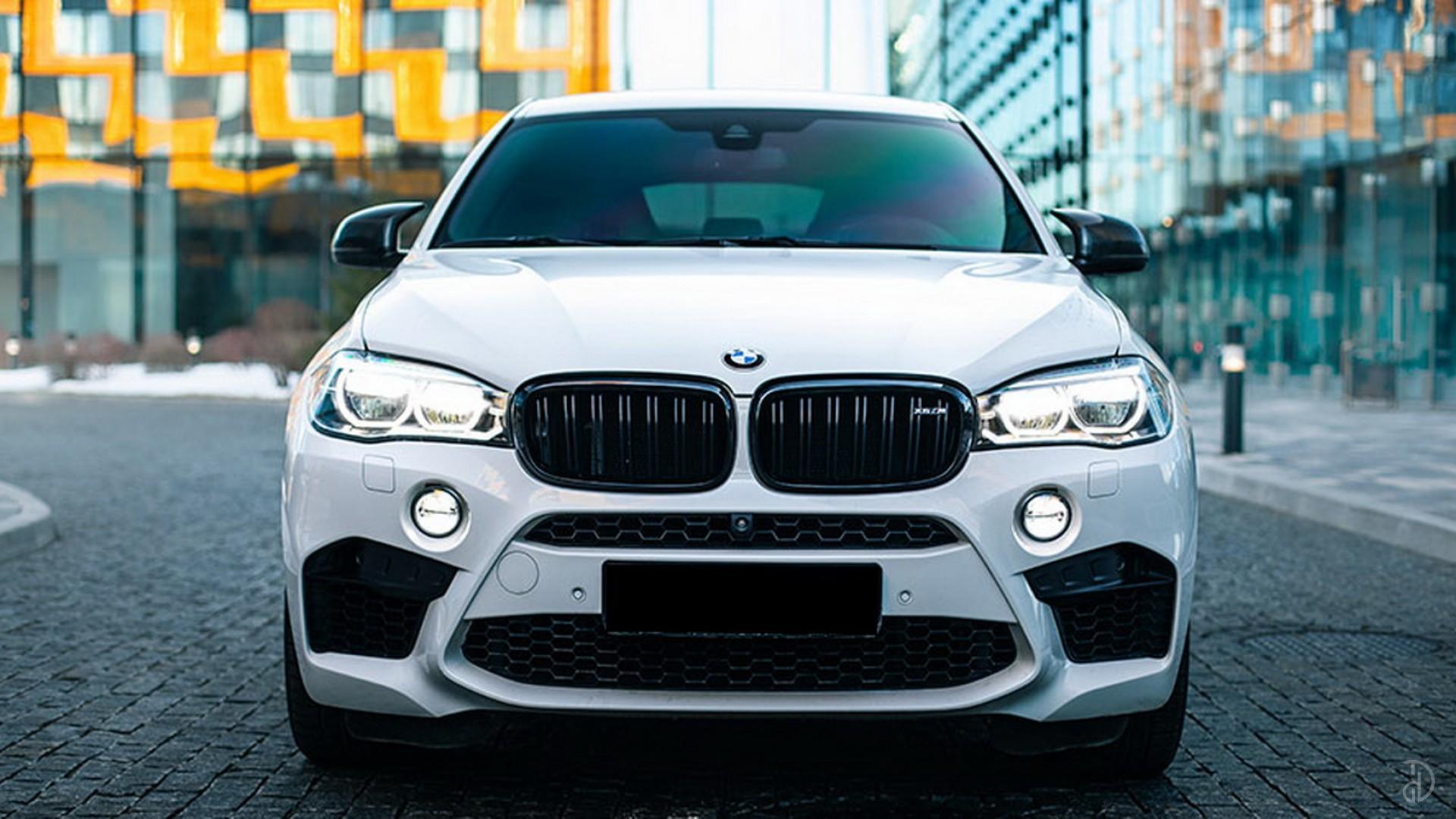 BMW X6 M (F16). Фото 5