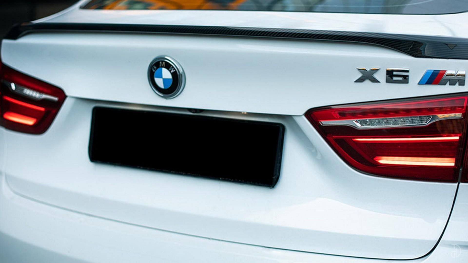 BMW X6 M (F16). Фото 6