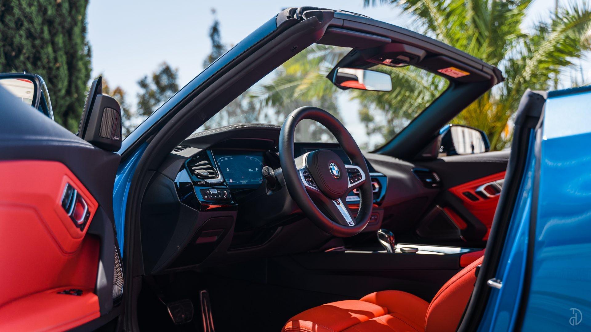 Аренда BMW Z4 Roadster (30i) в Сочи. Фото 14