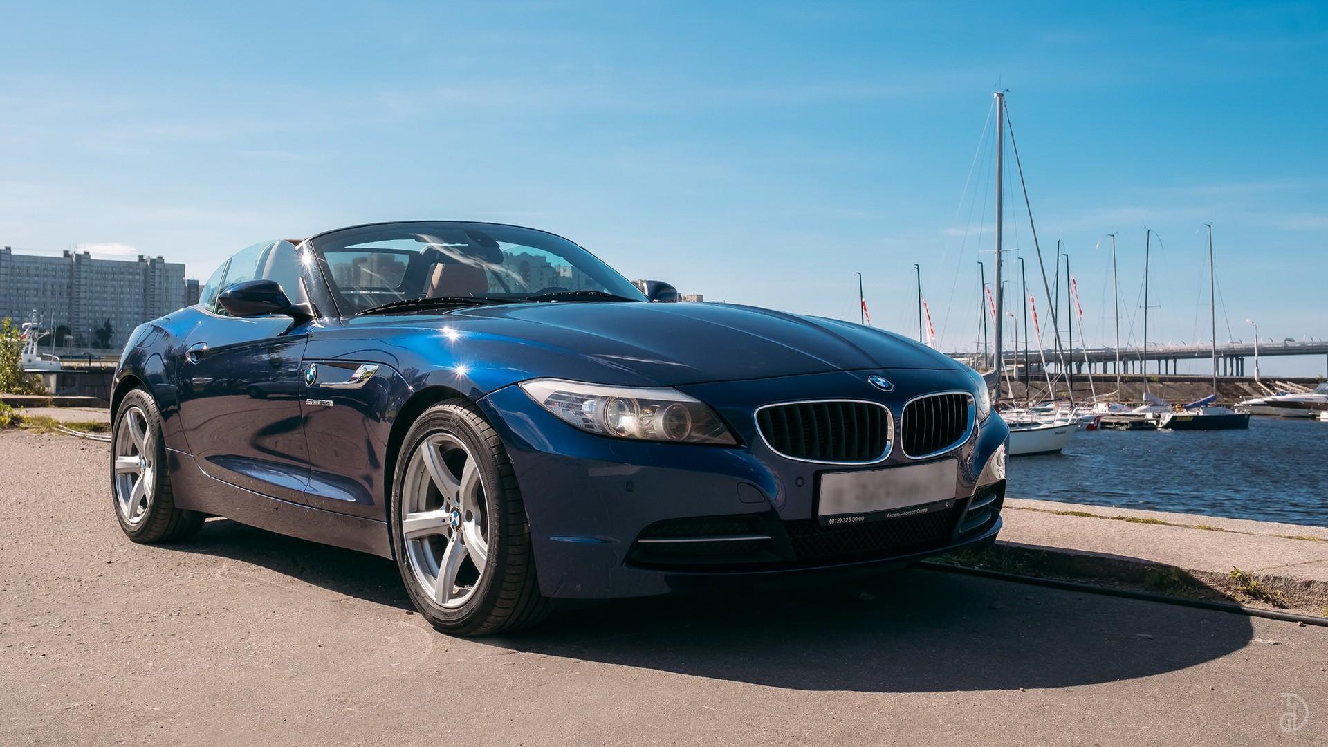 BMW Z4 Roadster. Фото 1