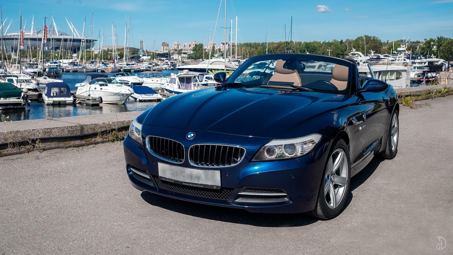 BMW Z4 Roadster. Фото 2