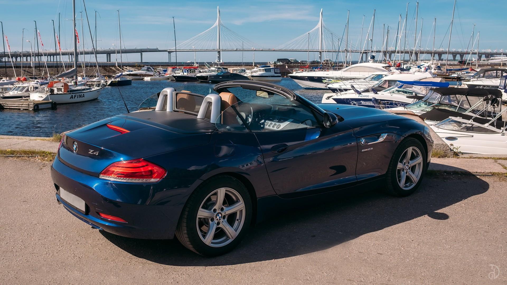 BMW Z4 Roadster. Фото 3