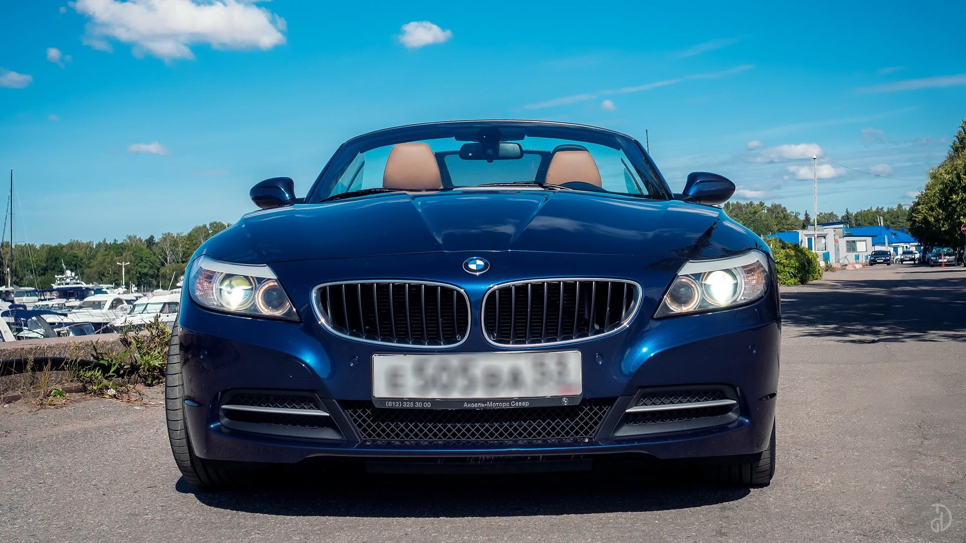 BMW Z4 Roadster. Фото 4