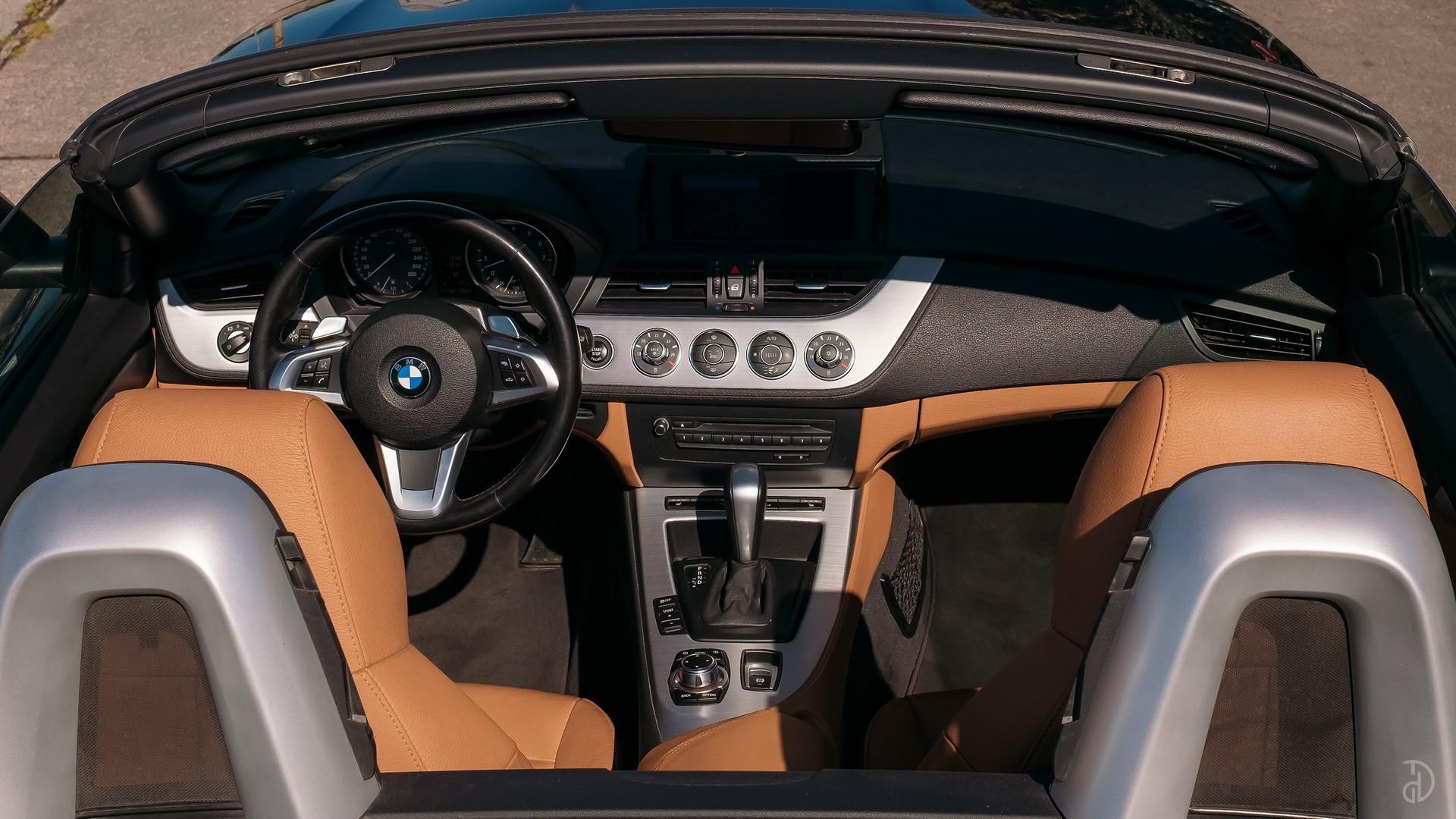 BMW Z4 Roadster. Фото 6