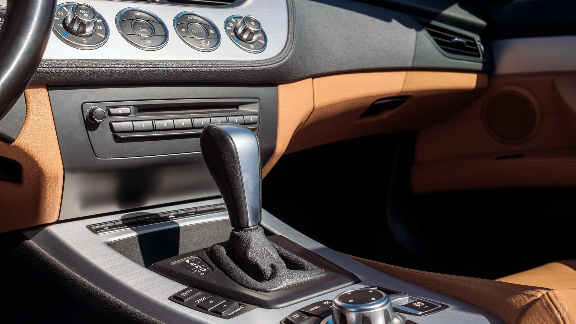BMW Z4 Roadster. Фото 8