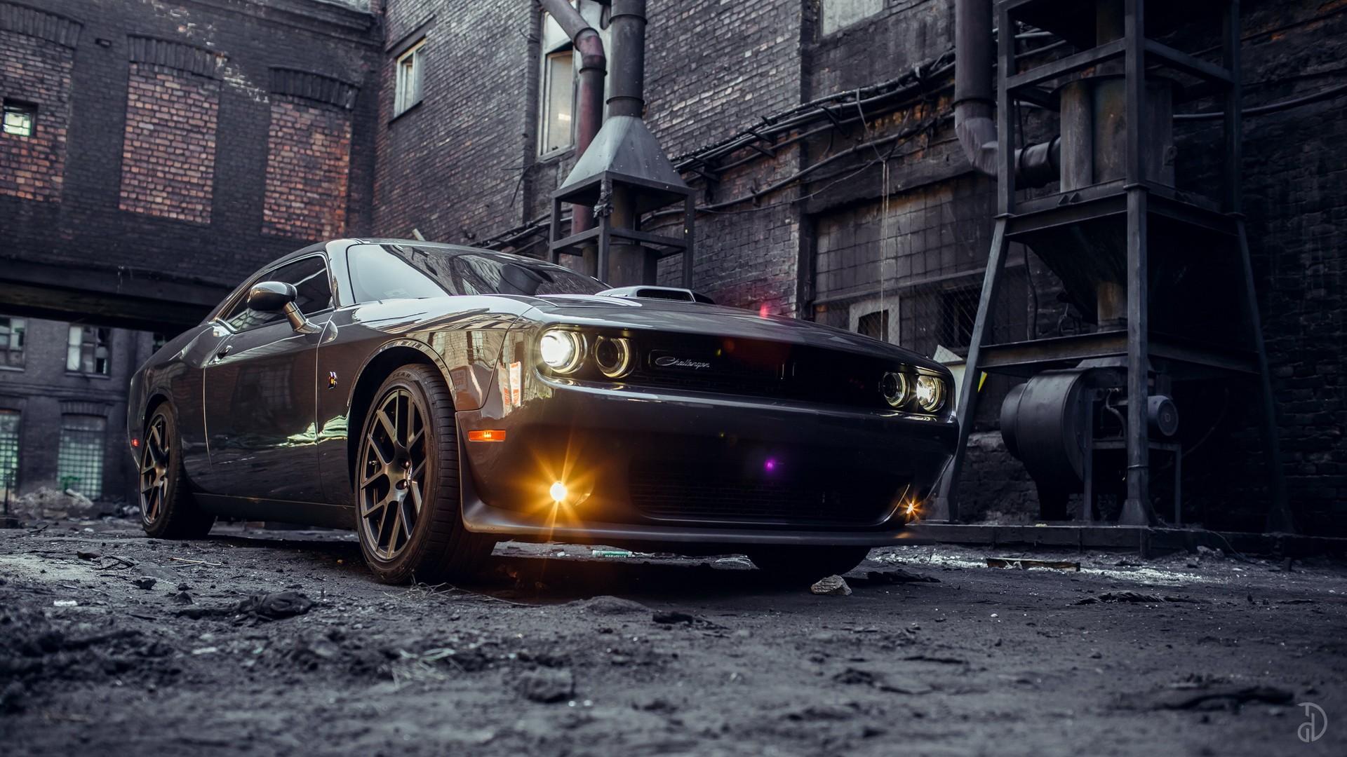 Dodge Challenger R/T. Фото 5