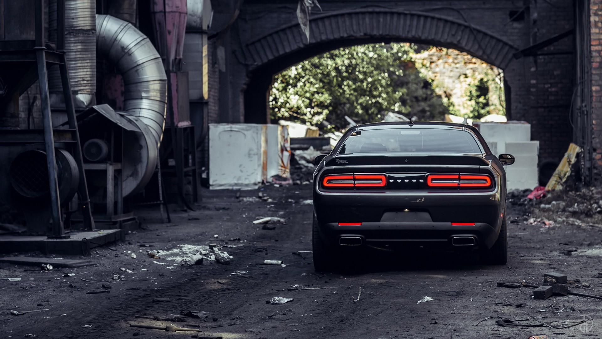 Dodge Challenger R/T. Фото 6