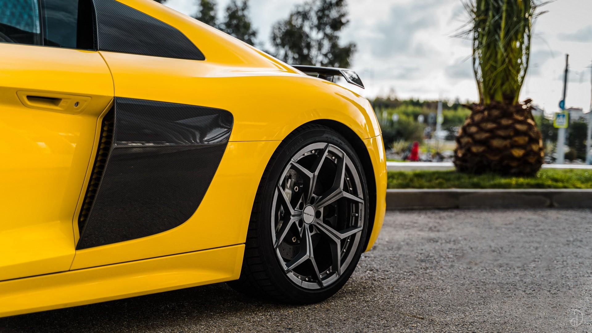 Аренда Audi R8 в Сочи. Фото 6