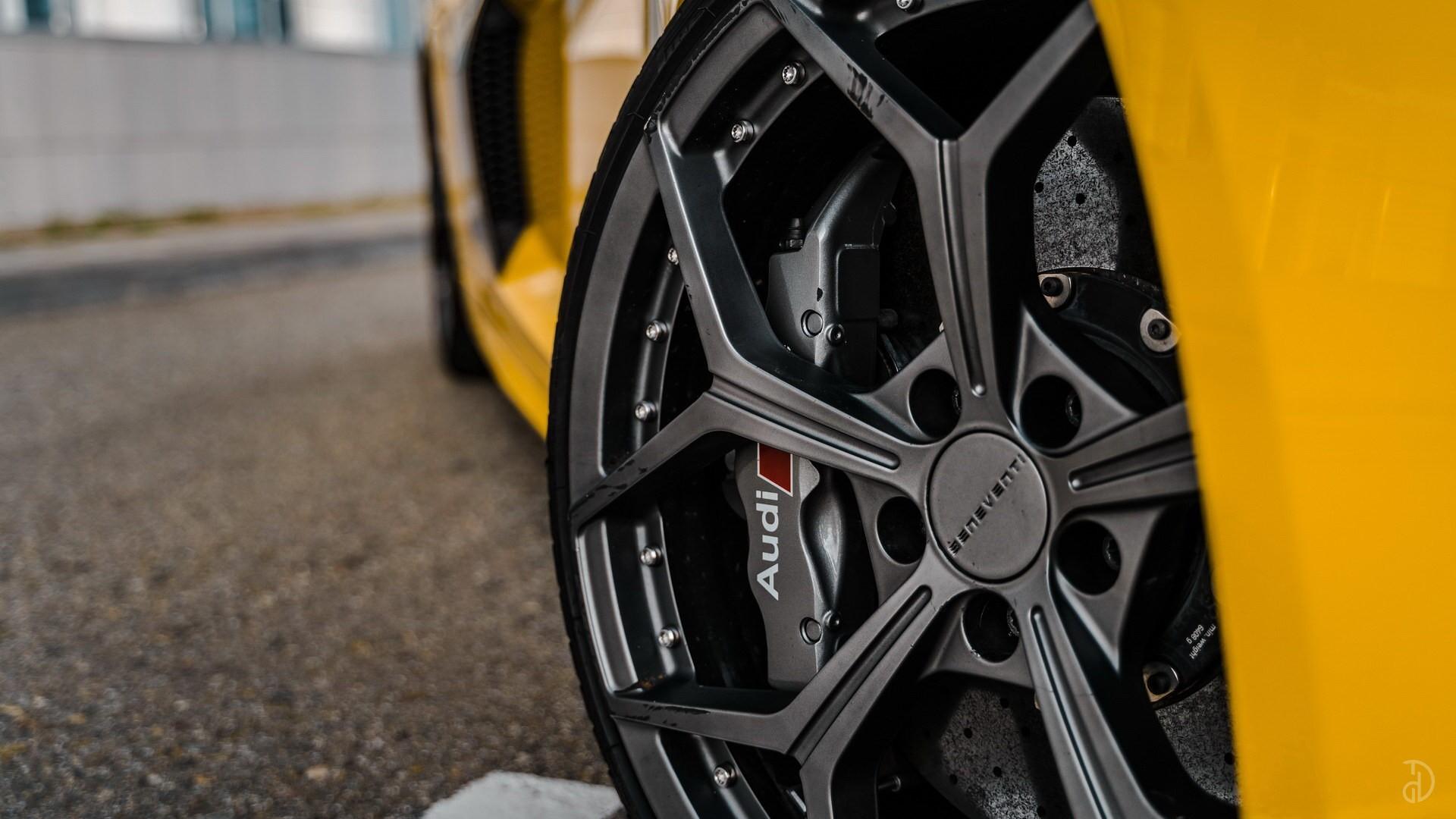 Аренда Audi R8 в Сочи. Фото 15